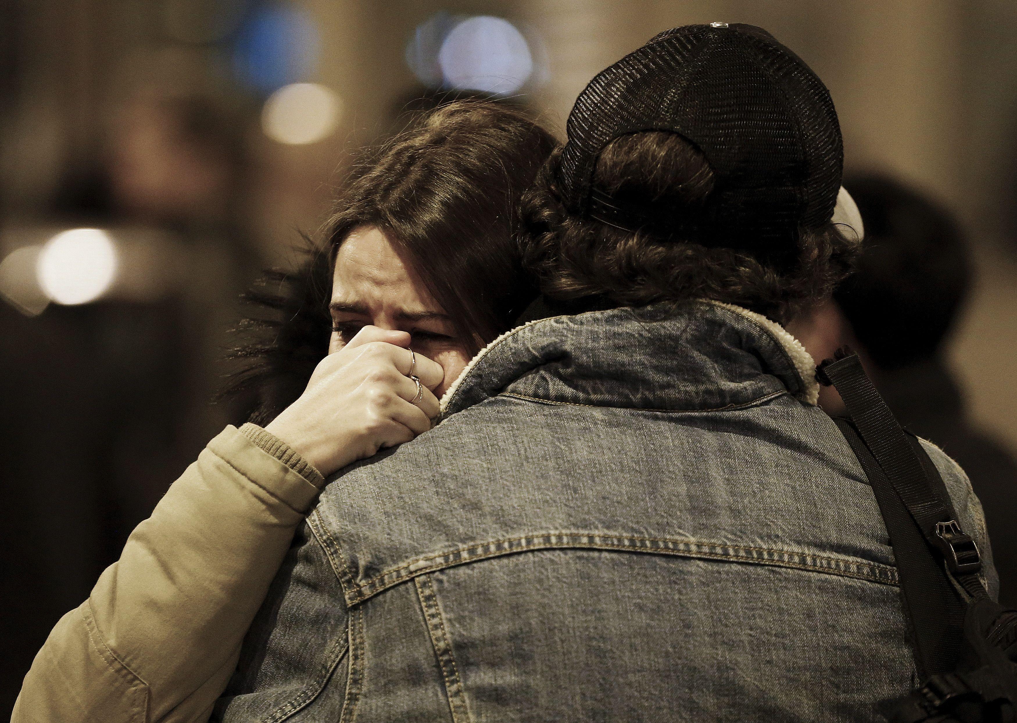 Nombreux sont les Français qui, devant leur télévision, peuvent tomber dans l'angoisse ou la dépression.