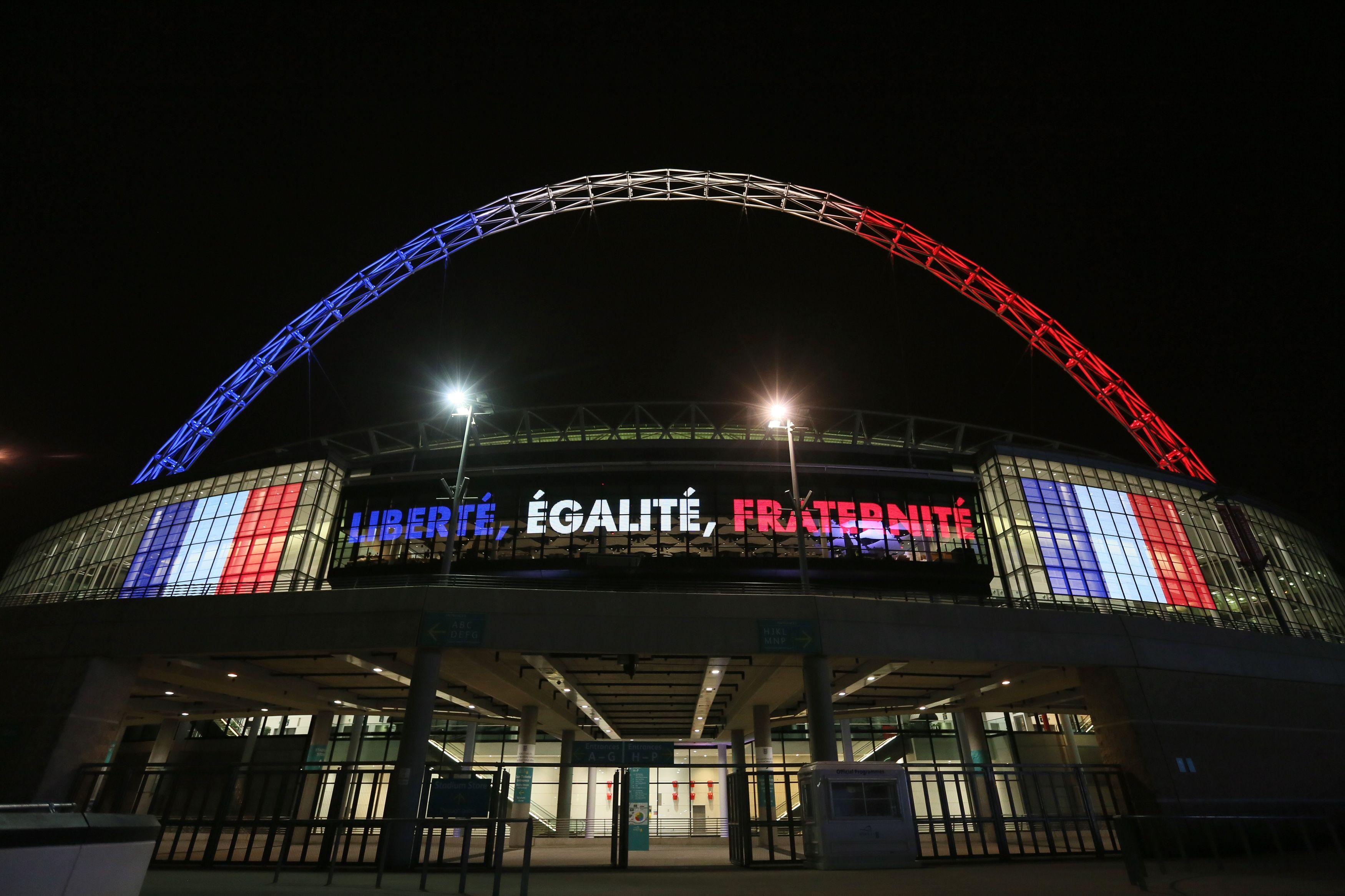 Angleterre-France : un match sans enjeu, devenu symbolique, suite aux attaques de Paris