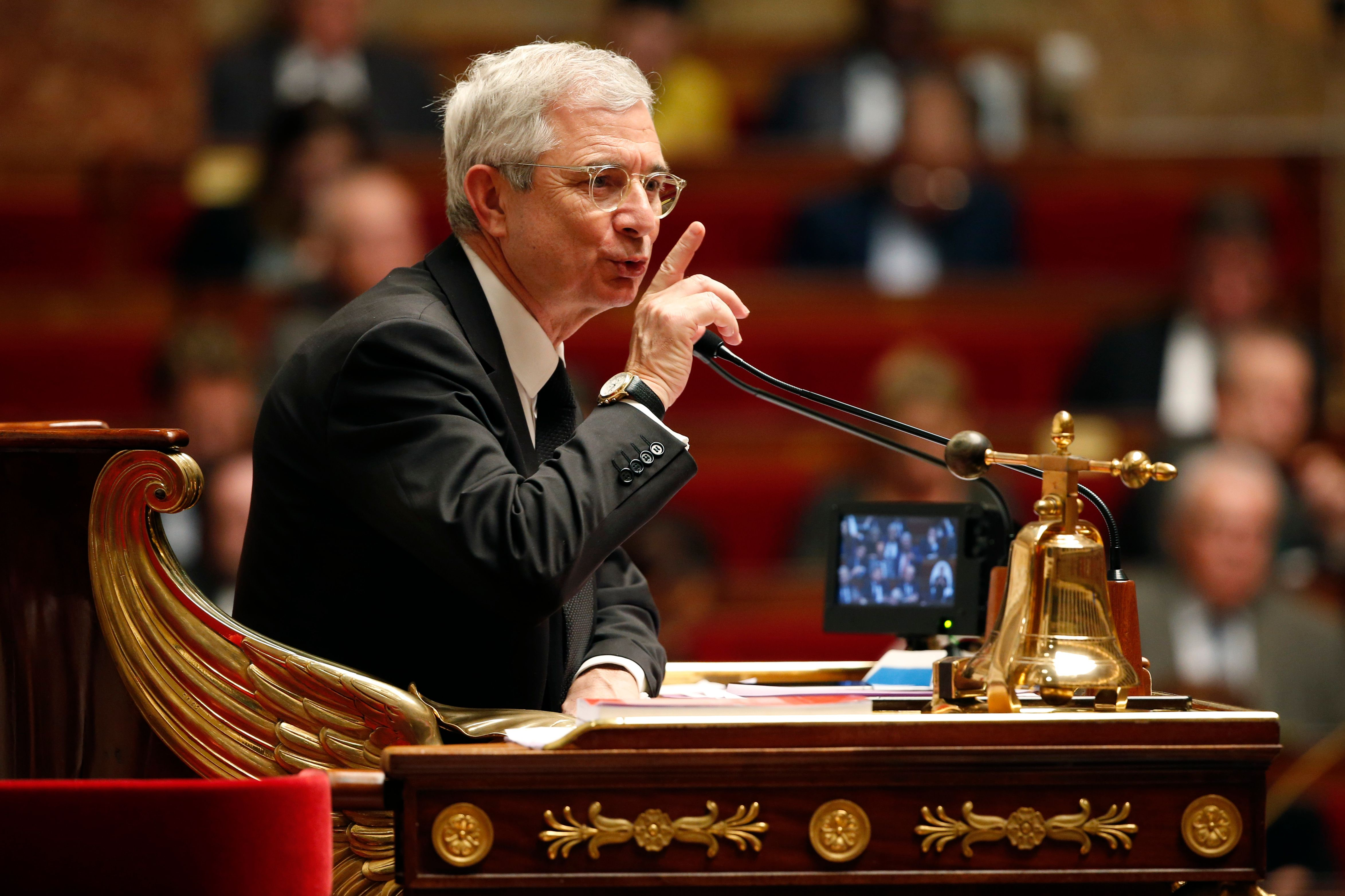 Législatives 2017 : Claude Bartolone ne se représentera pas