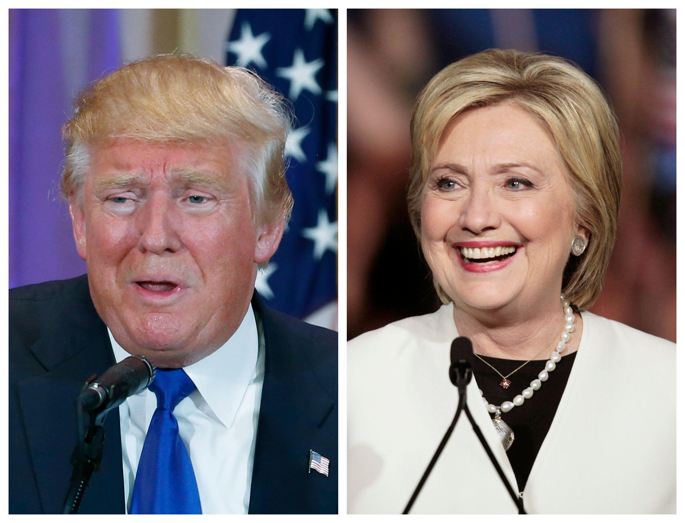 Comment Trump et Clinton sont en train de redessiner entièrement le profil des partis républicain et démocrate