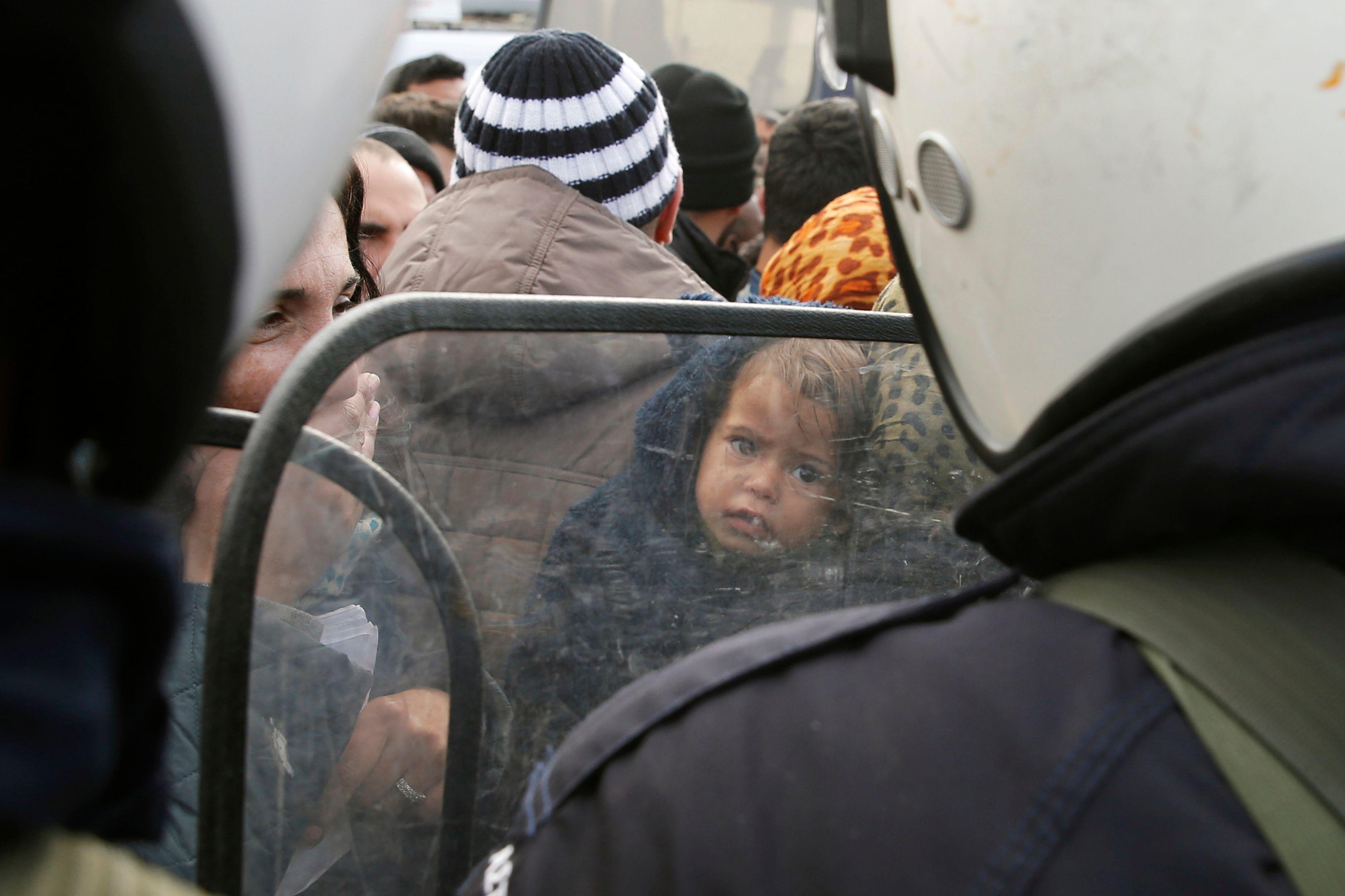 Migrants : nouvelle évacuation sous le métro parisien