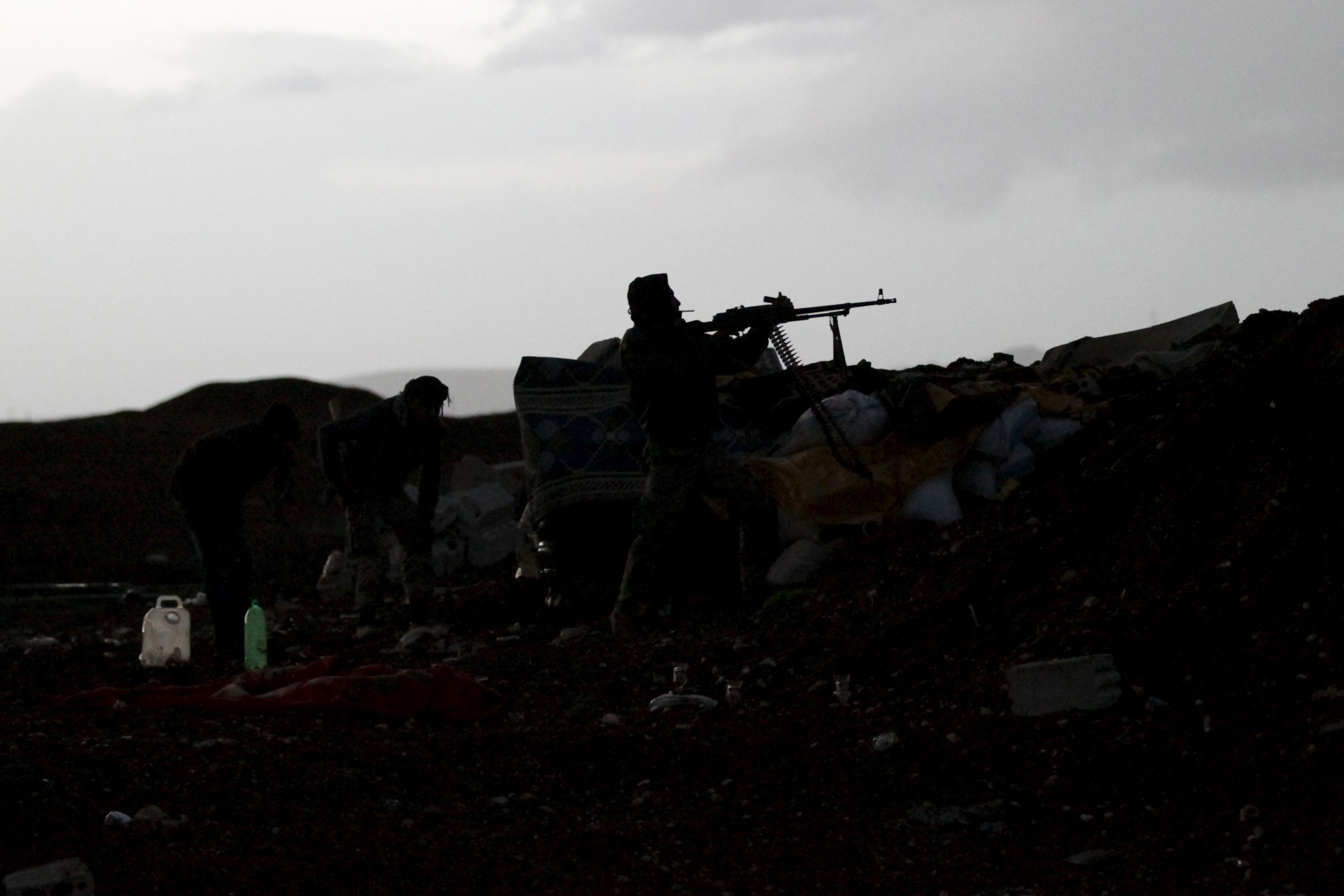 """Etat islamique : """"Il voulait que l'on meure tous en martyre"""" raconte une Française revenue de Syrie"""