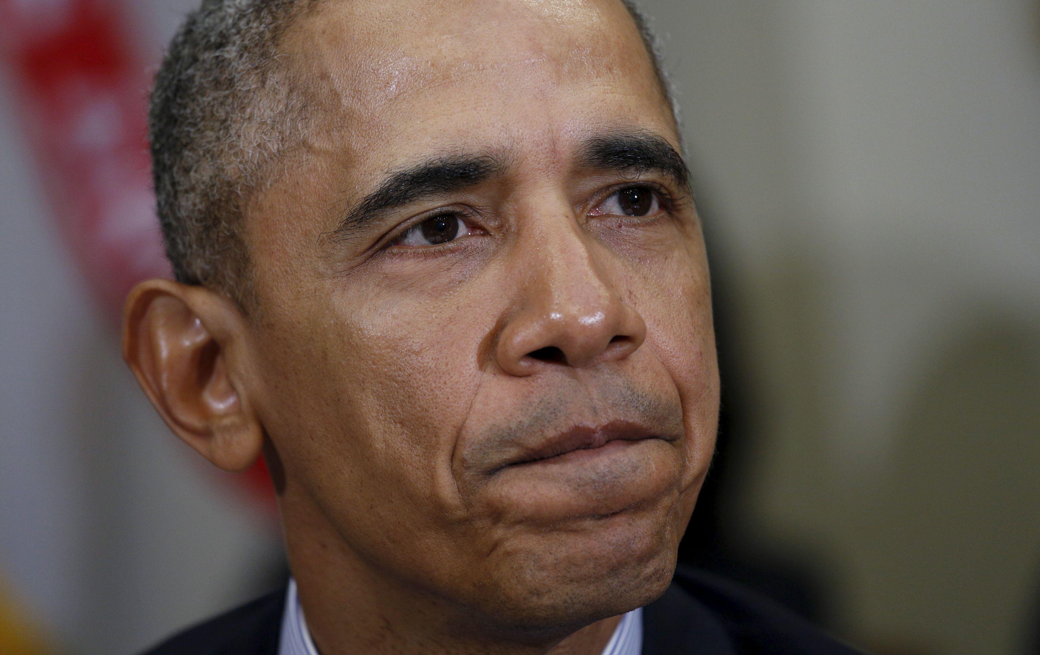 """Barack Obama : """"Nous allons faire de notre mieux pour organiser une future transition"""""""
