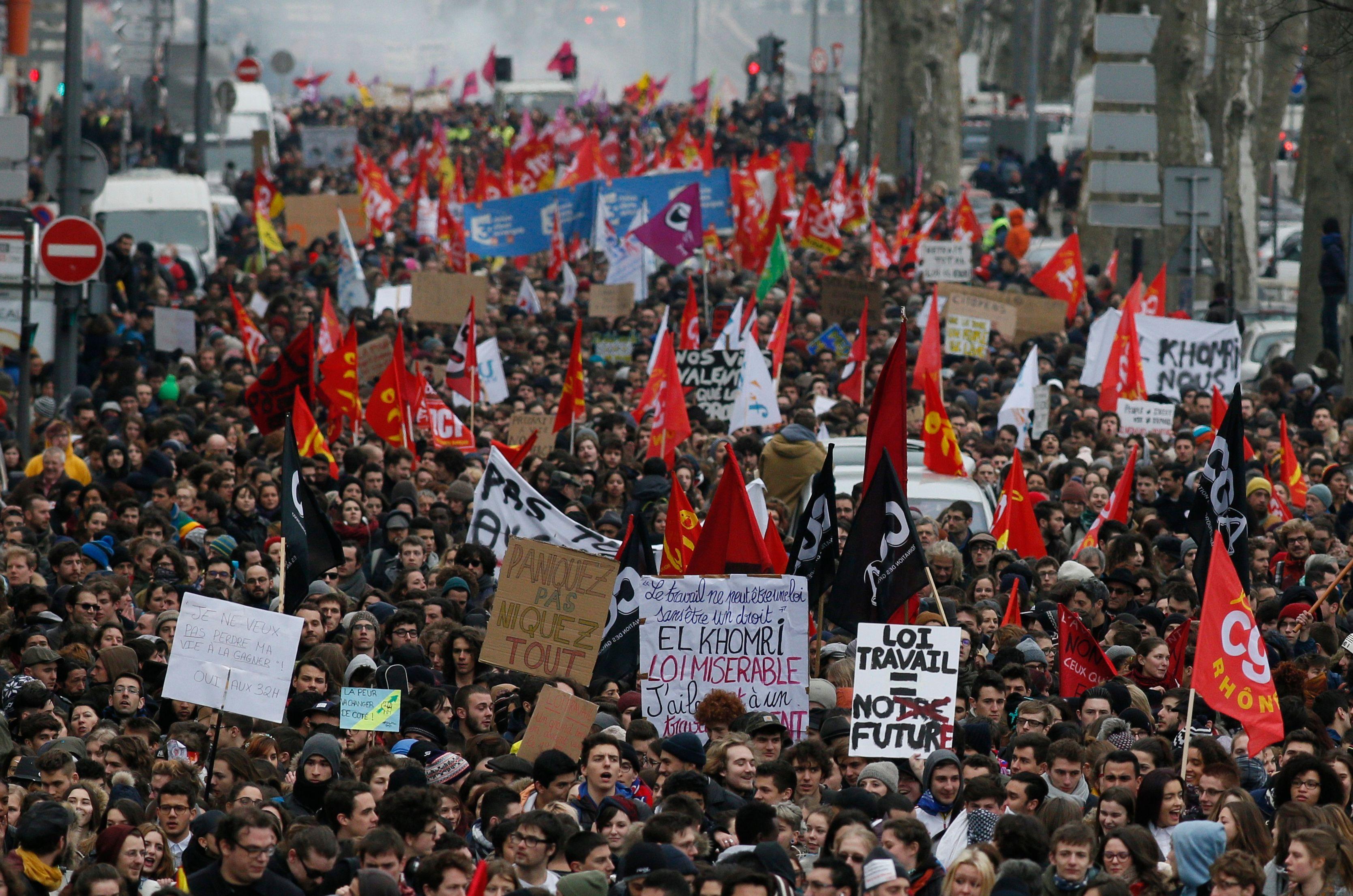 Conflit social : une France Gulliver enchaînée