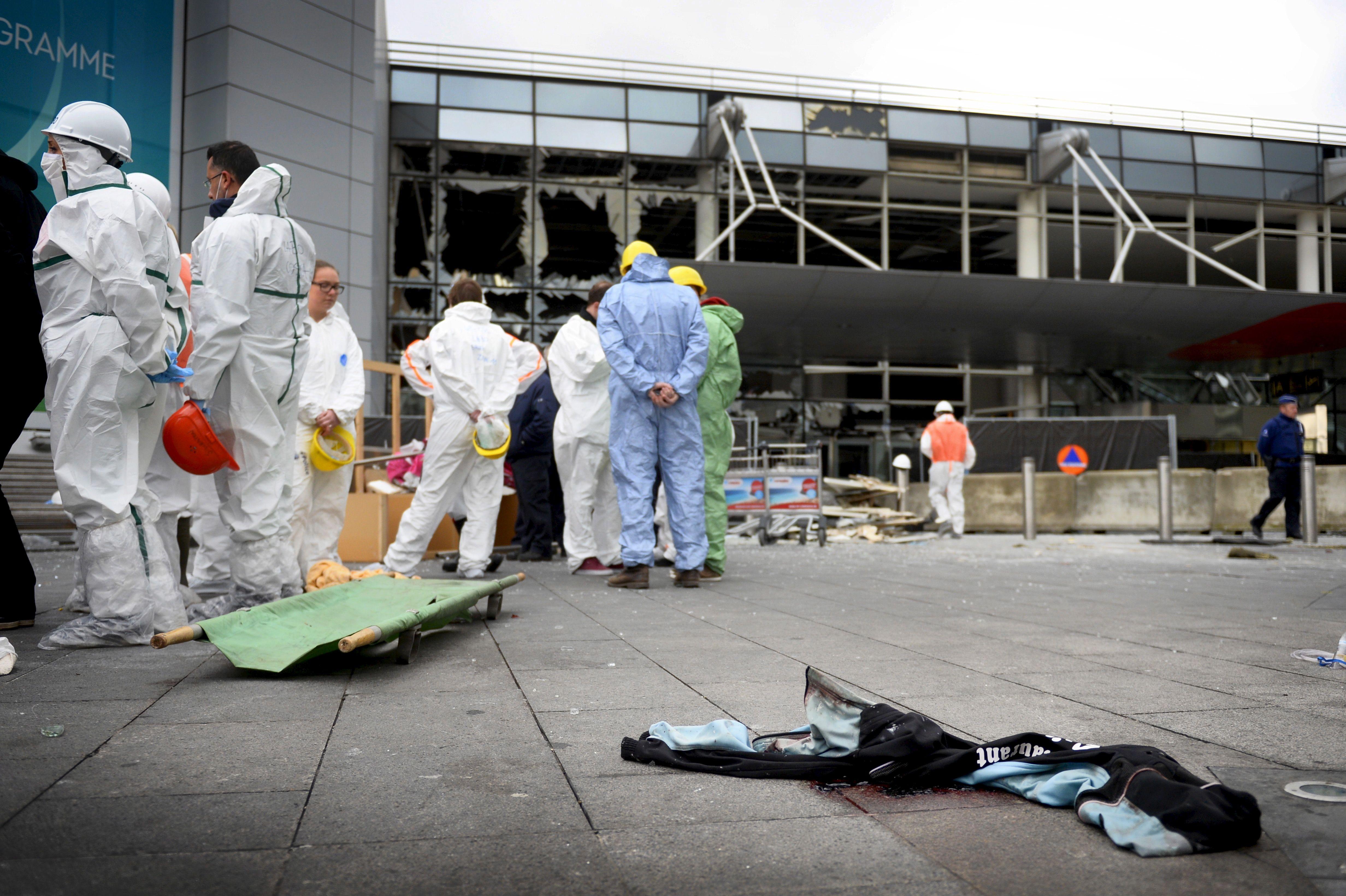 Attentats de Bruxelles : qui s'en est félicité?
