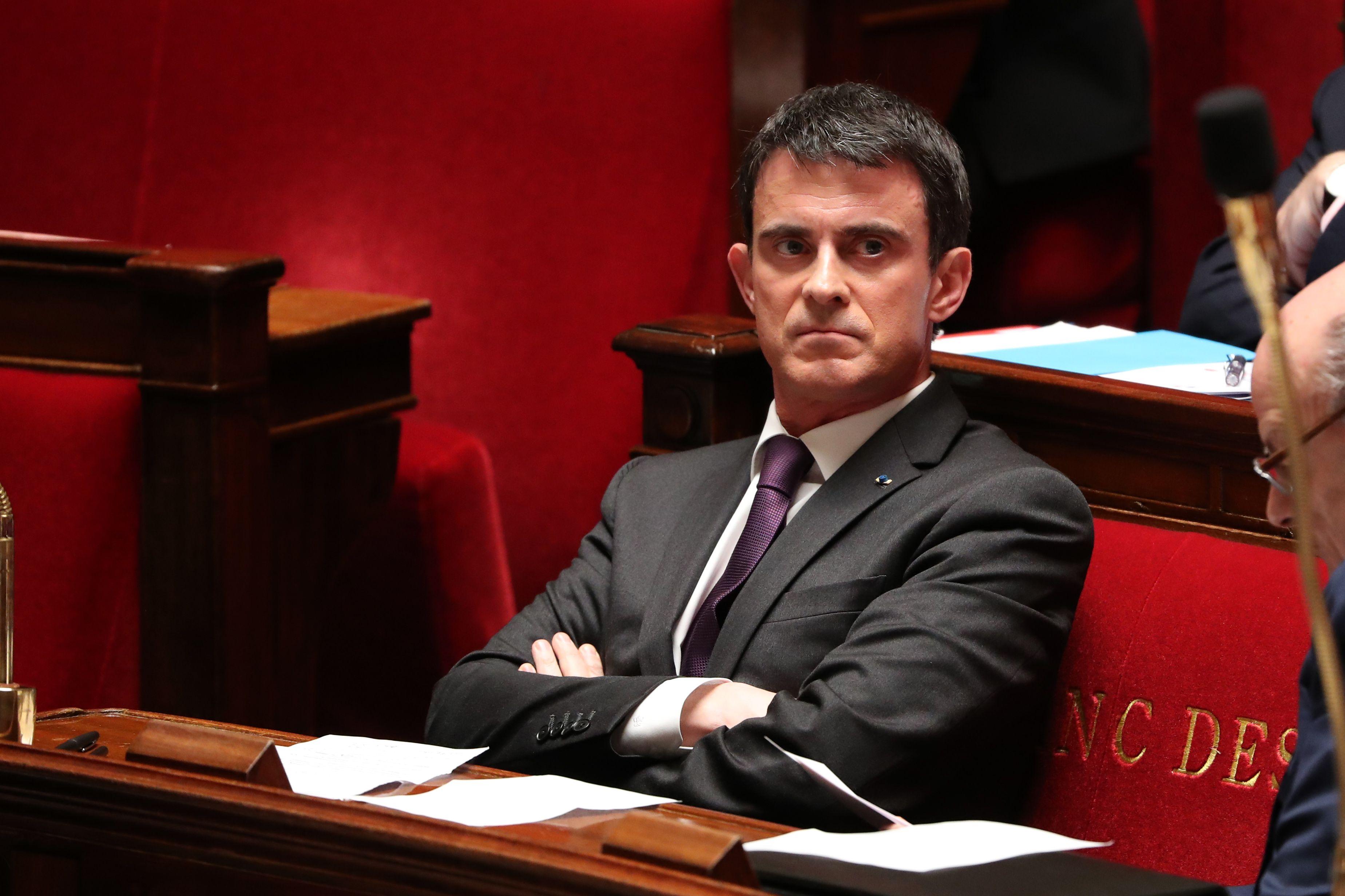 """Présidentielle 2017 : Manuel Valls appelle la gauche à arrêter la """"machine à perdre"""""""