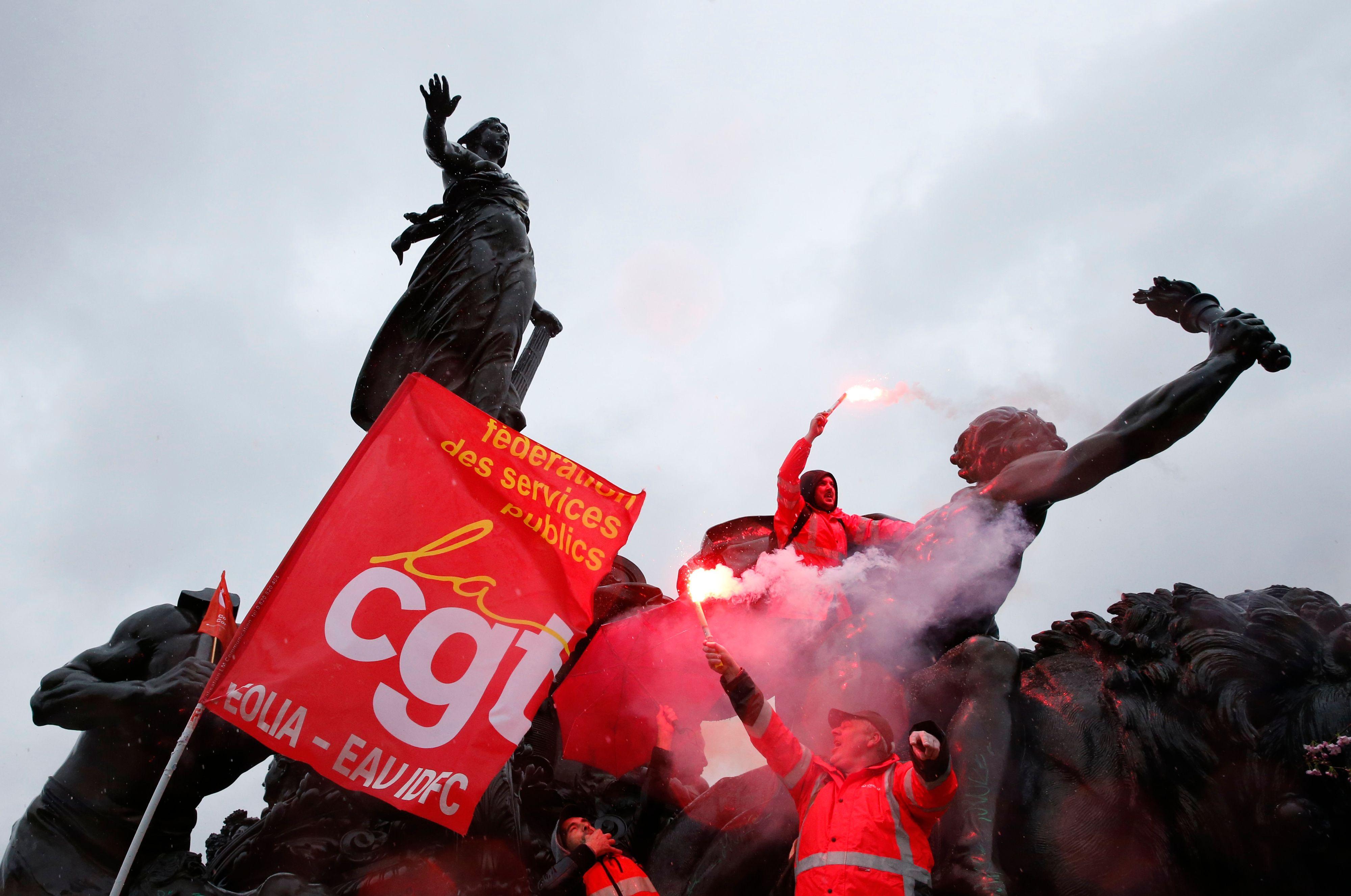 Loi Travail : près de 24 000 manifestants dans les rues, plus de 170 interpellations