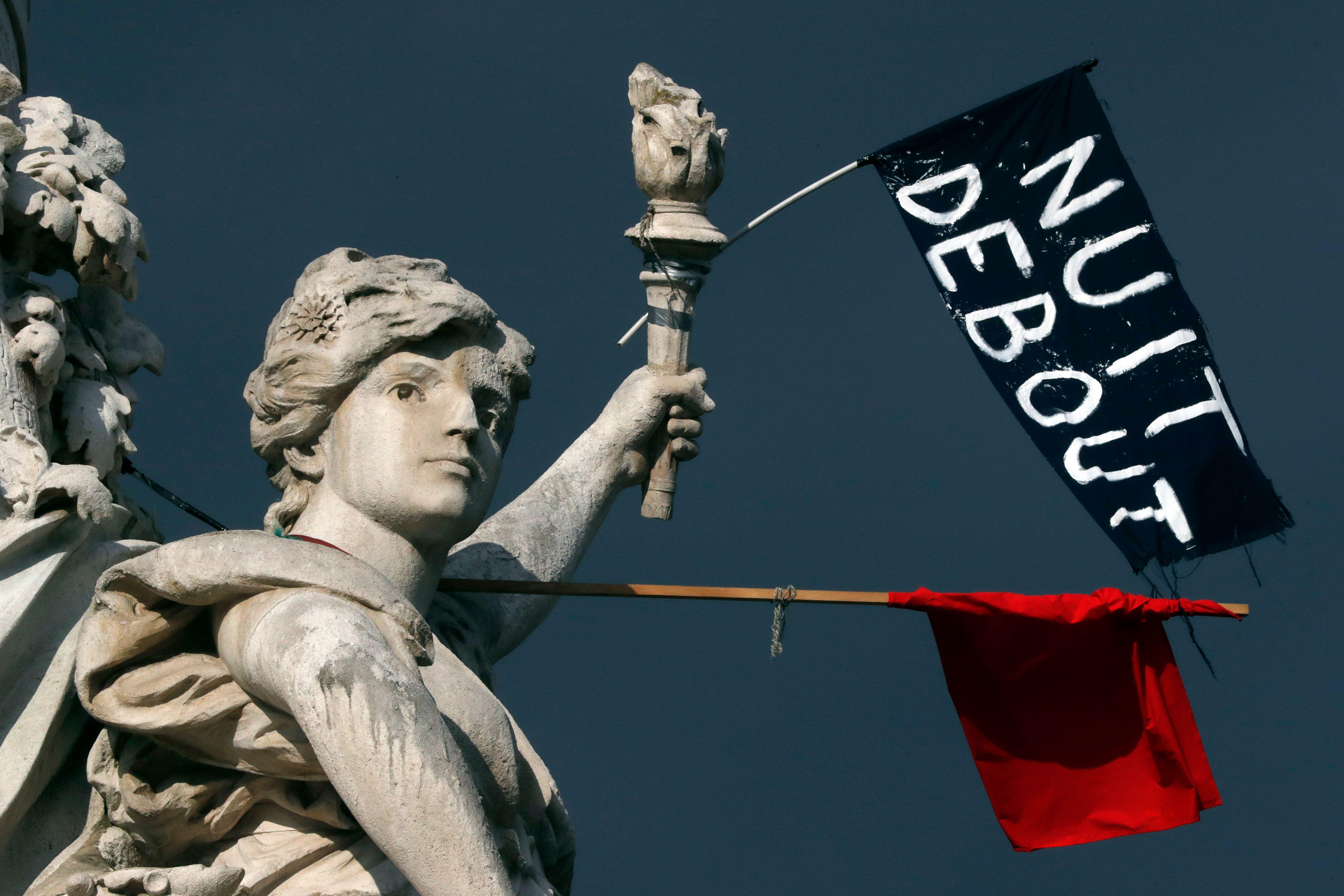 La Nuit Debout, dommage collatéral de l'université française?
