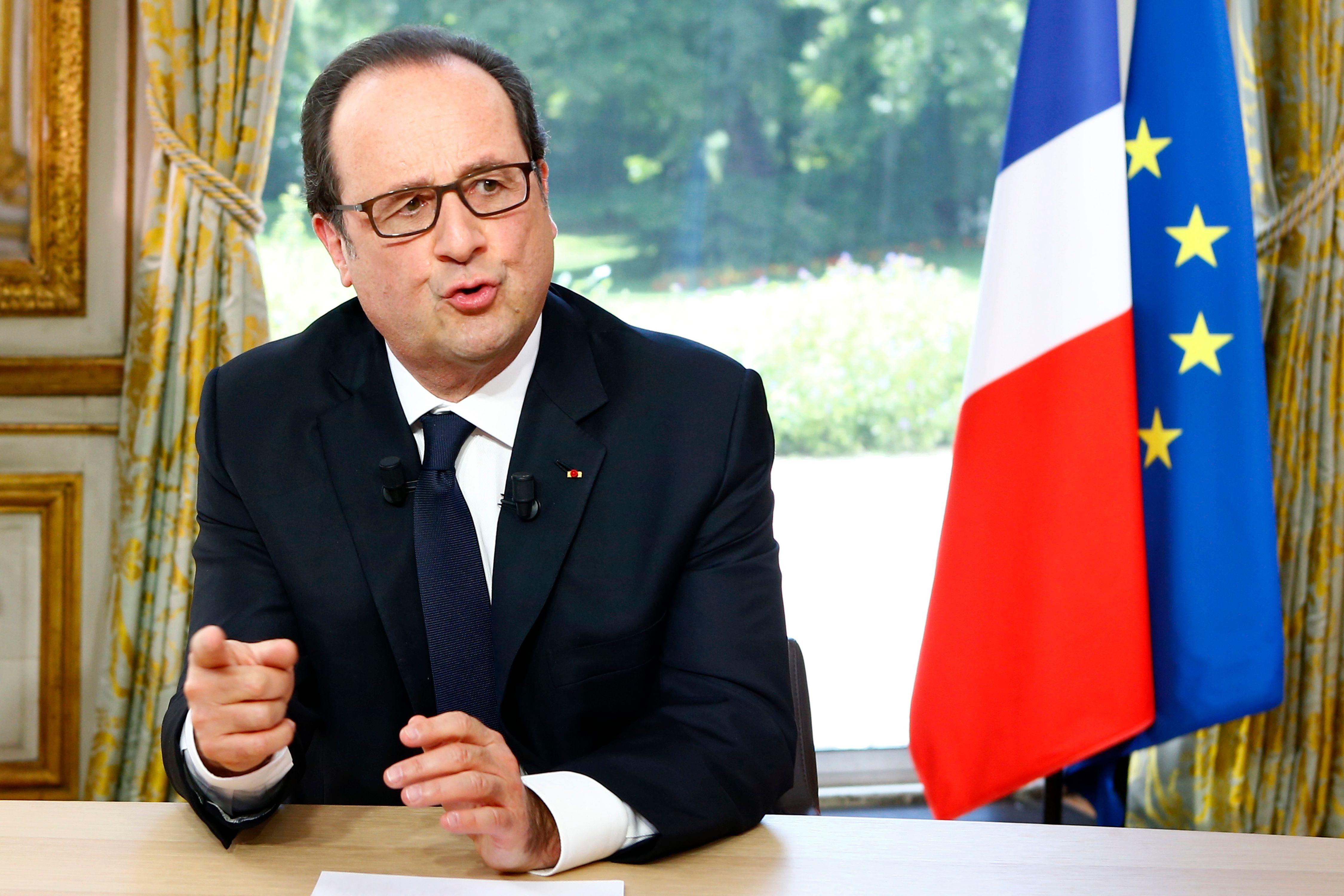 Sondage : Hollande éliminé au premier tour dans tous les cas