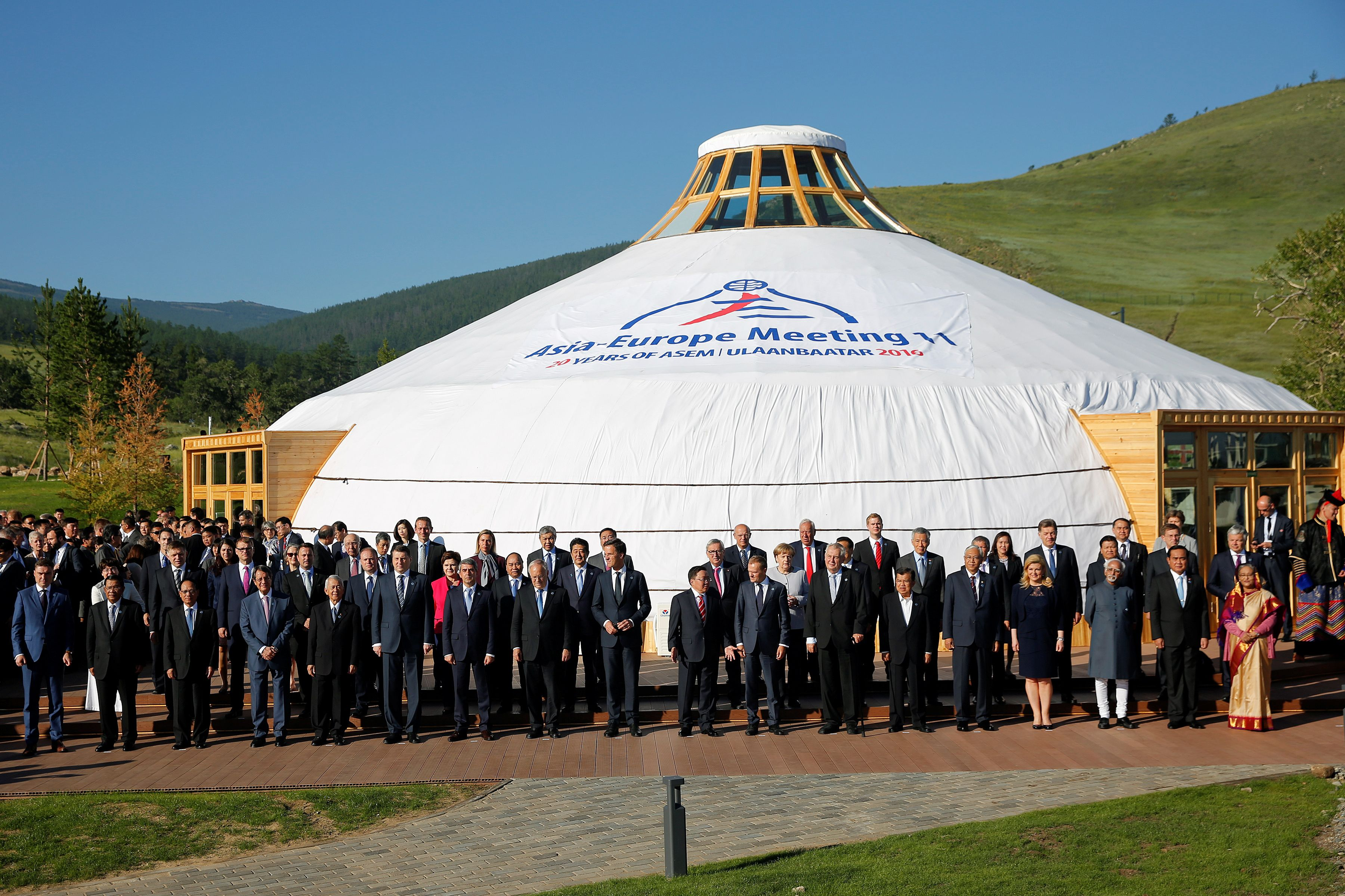 Mer de Chine : comment la décision rendue par la Cour permanente d'arbitrage de La Haye risque de perturber le sommet euro-asiatique d'Oulan-Bator