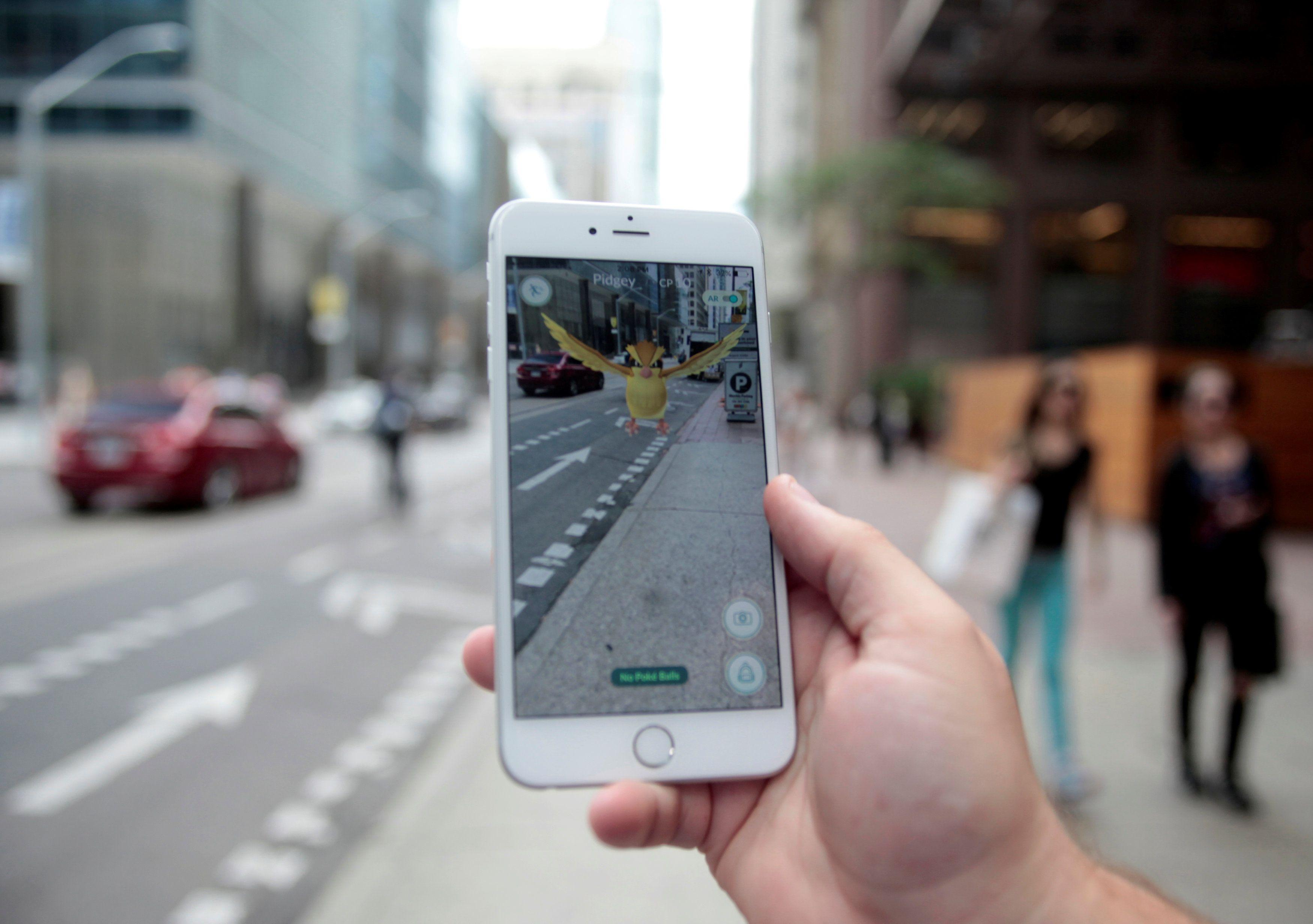 Pokémon Go, Snapchat : la réalité augmentée est une véritable mine d'or marketing
