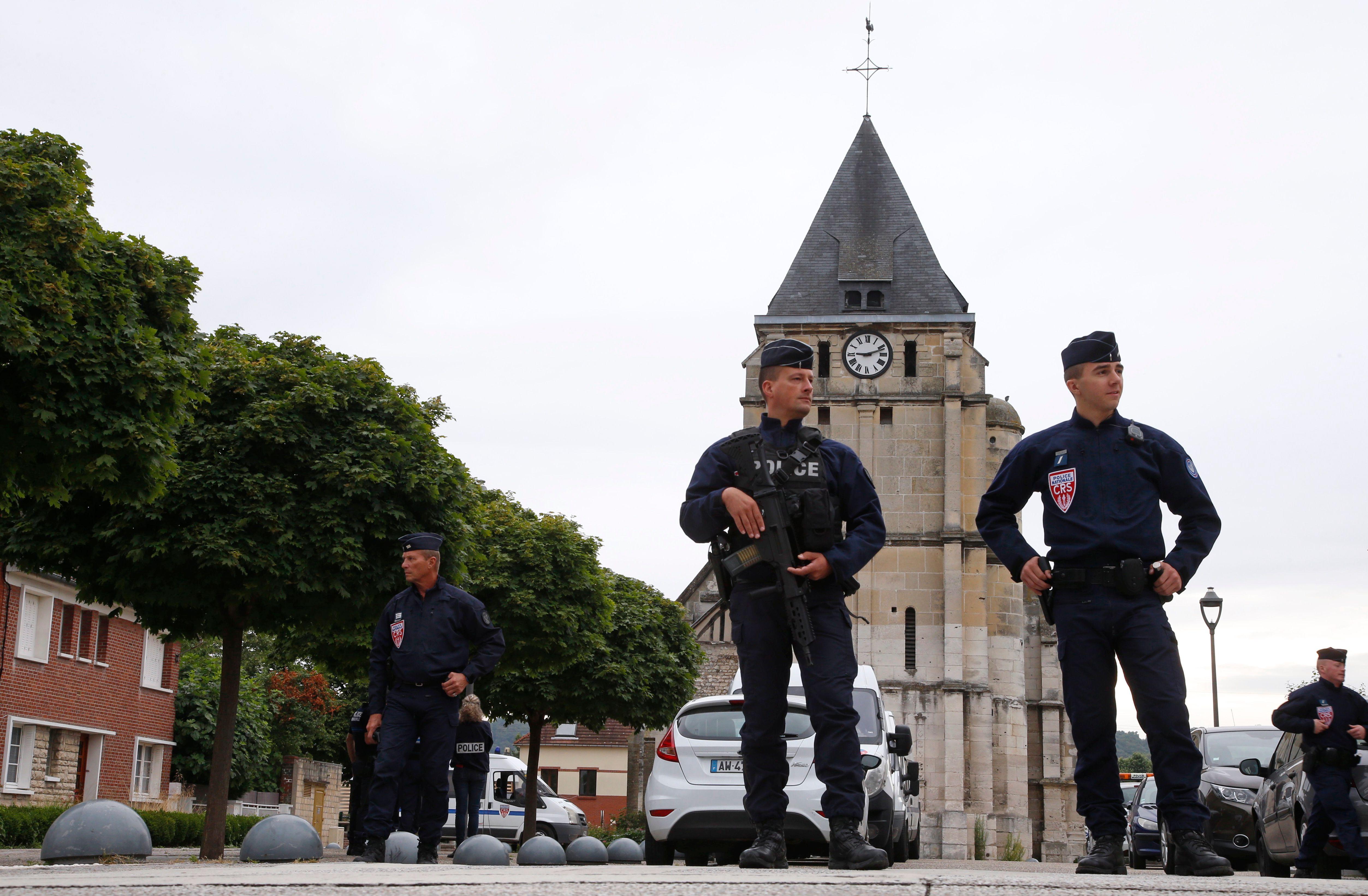 L'église de Saint-Etienne du Rouvray rouvre ses portes ce dimanche