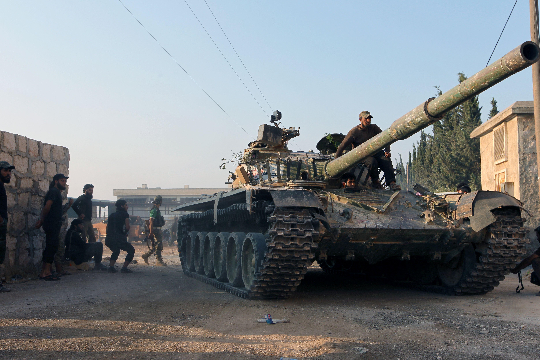 "Syrie : Moscou annonce une ""trêve humanitaire"" à Alep"