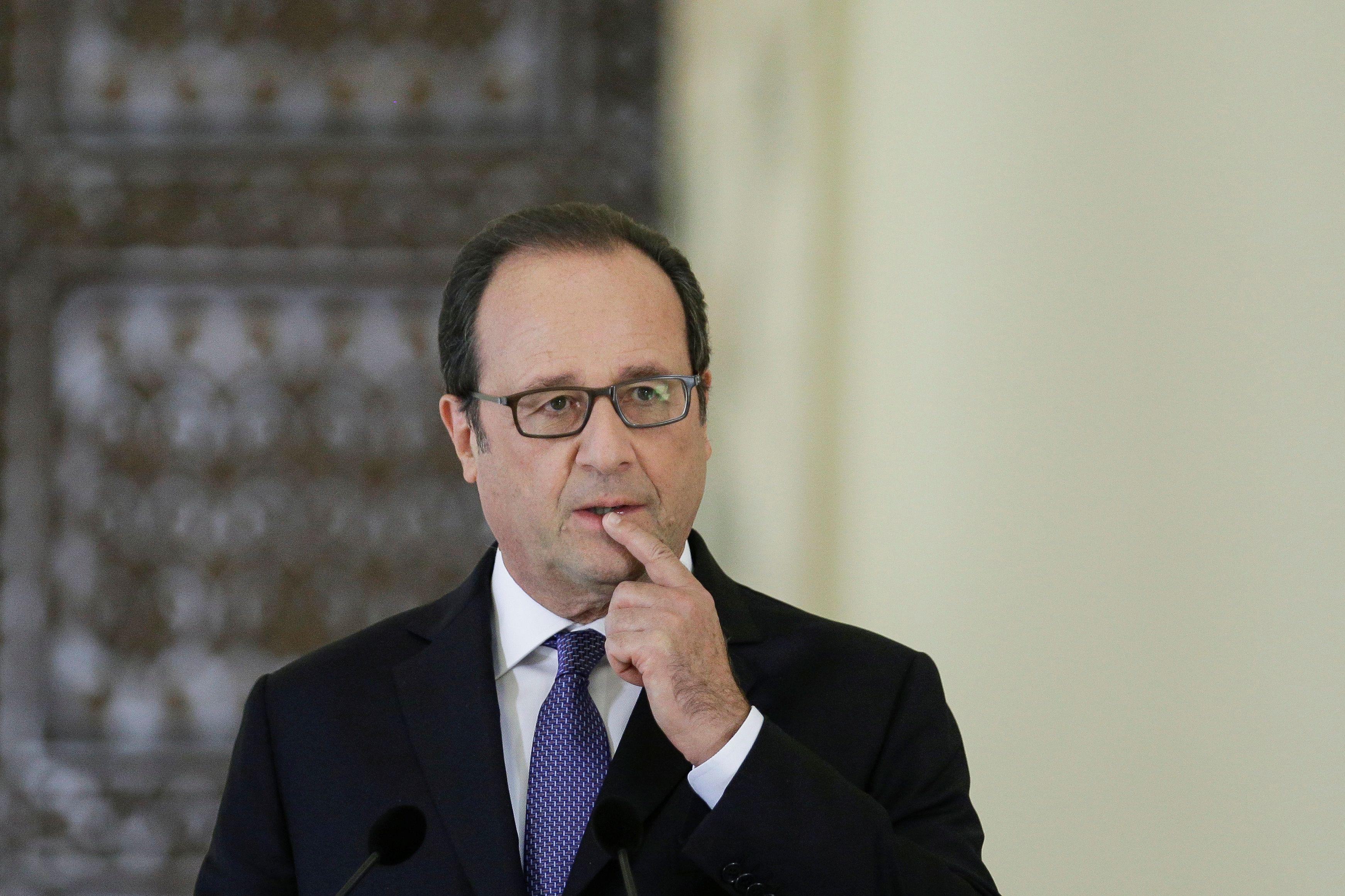 François Hollande à nouveau président !