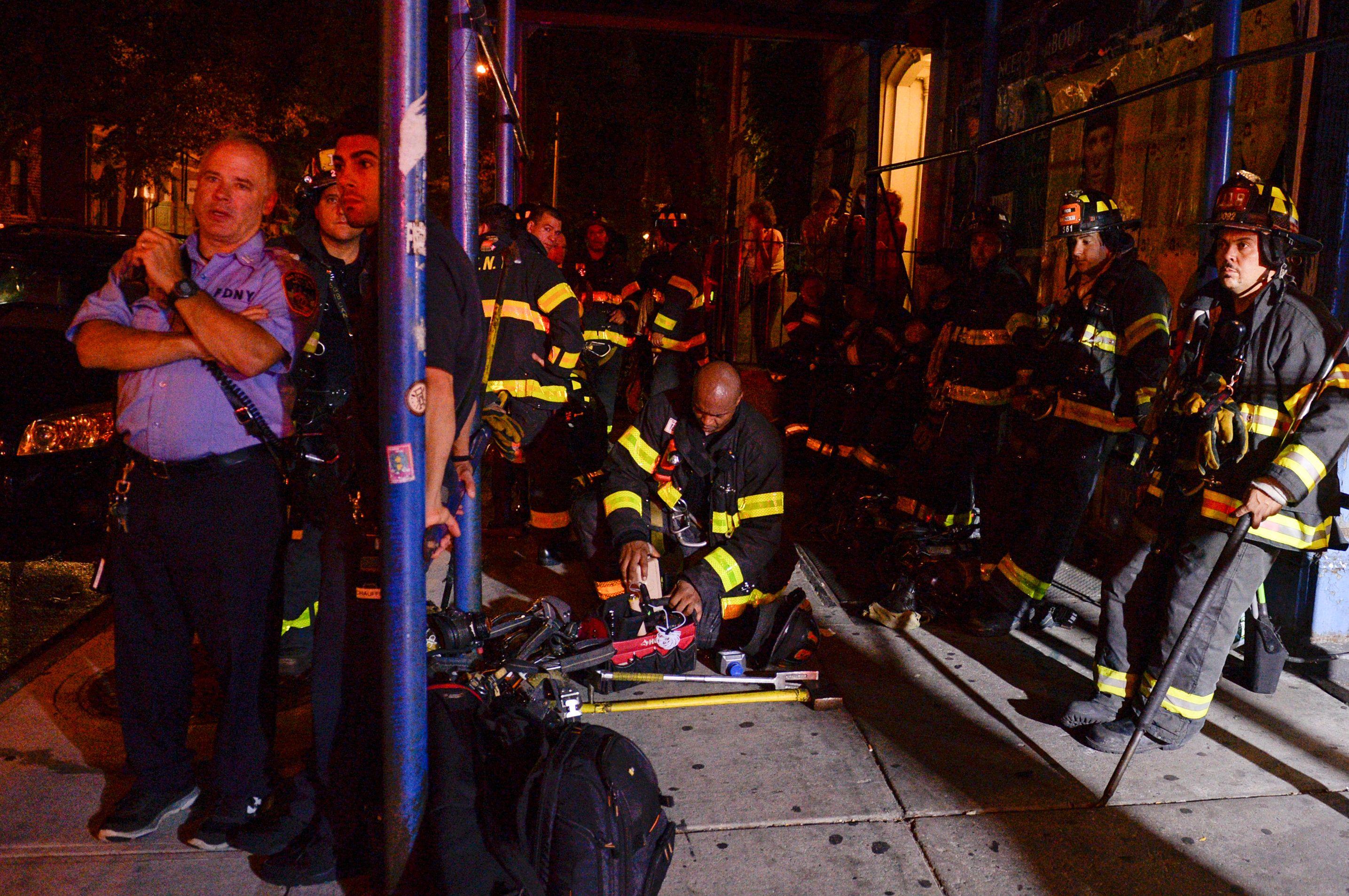 Etats-Unis : une explosion à New-York fait plusieurs dizaines de blessés
