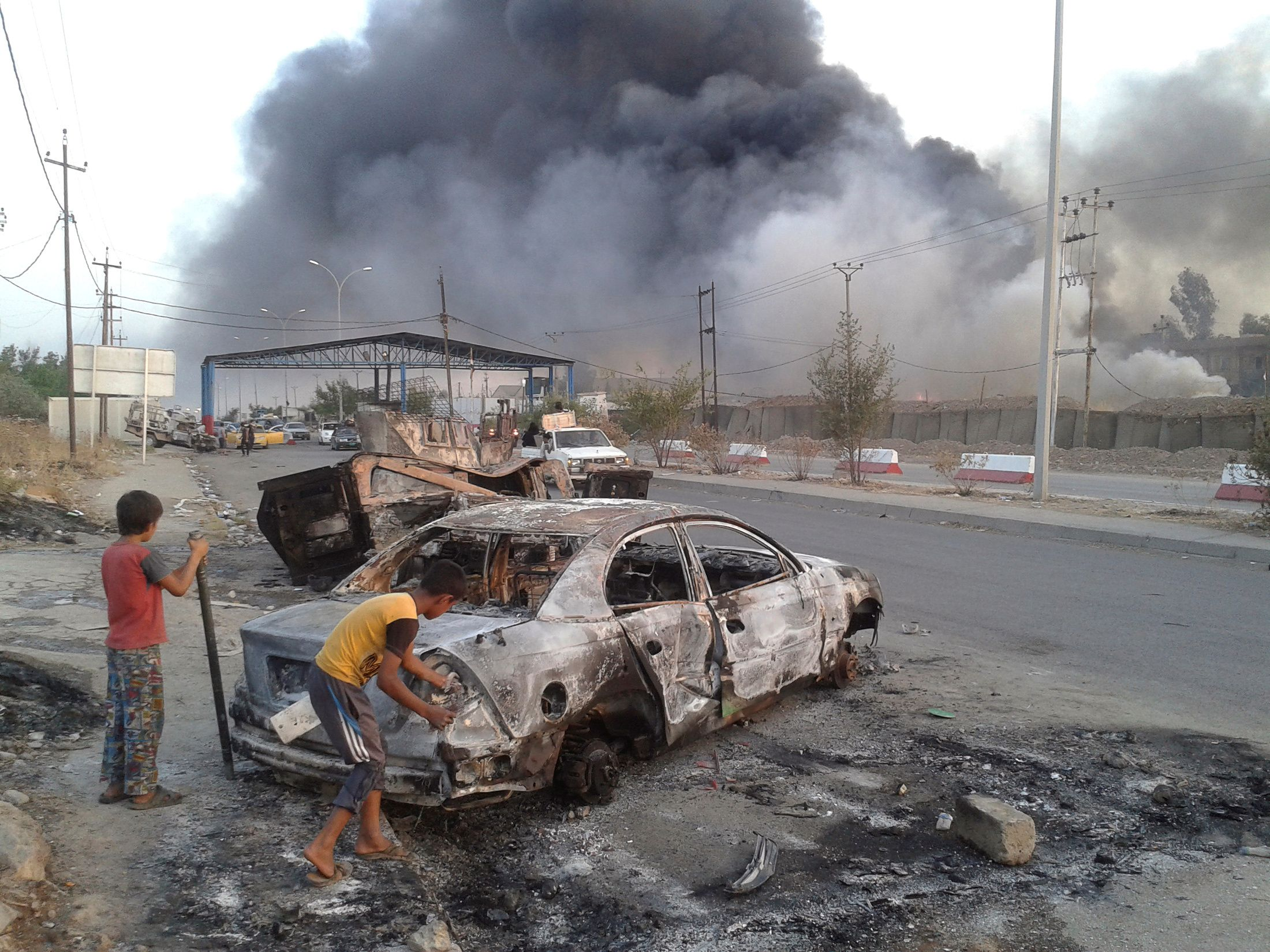 Exécutions et arrestations en série à Mossoul : quand l'Etat Islamique agit comme si la fin était proche
