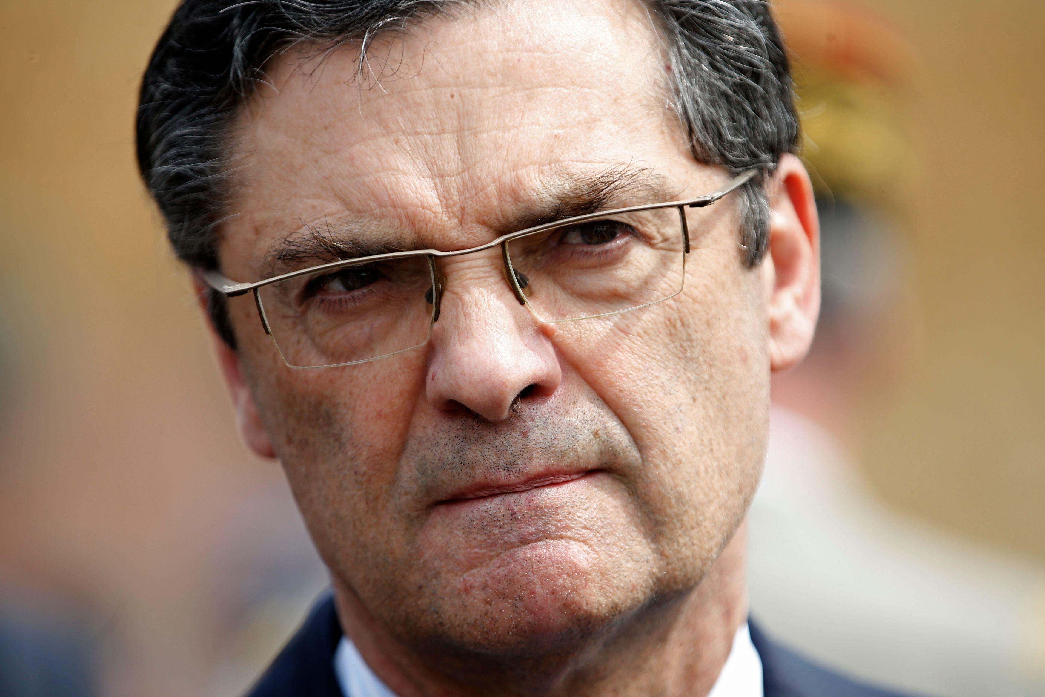 Le député des Hauts-de-Seine Patrick Devedjian