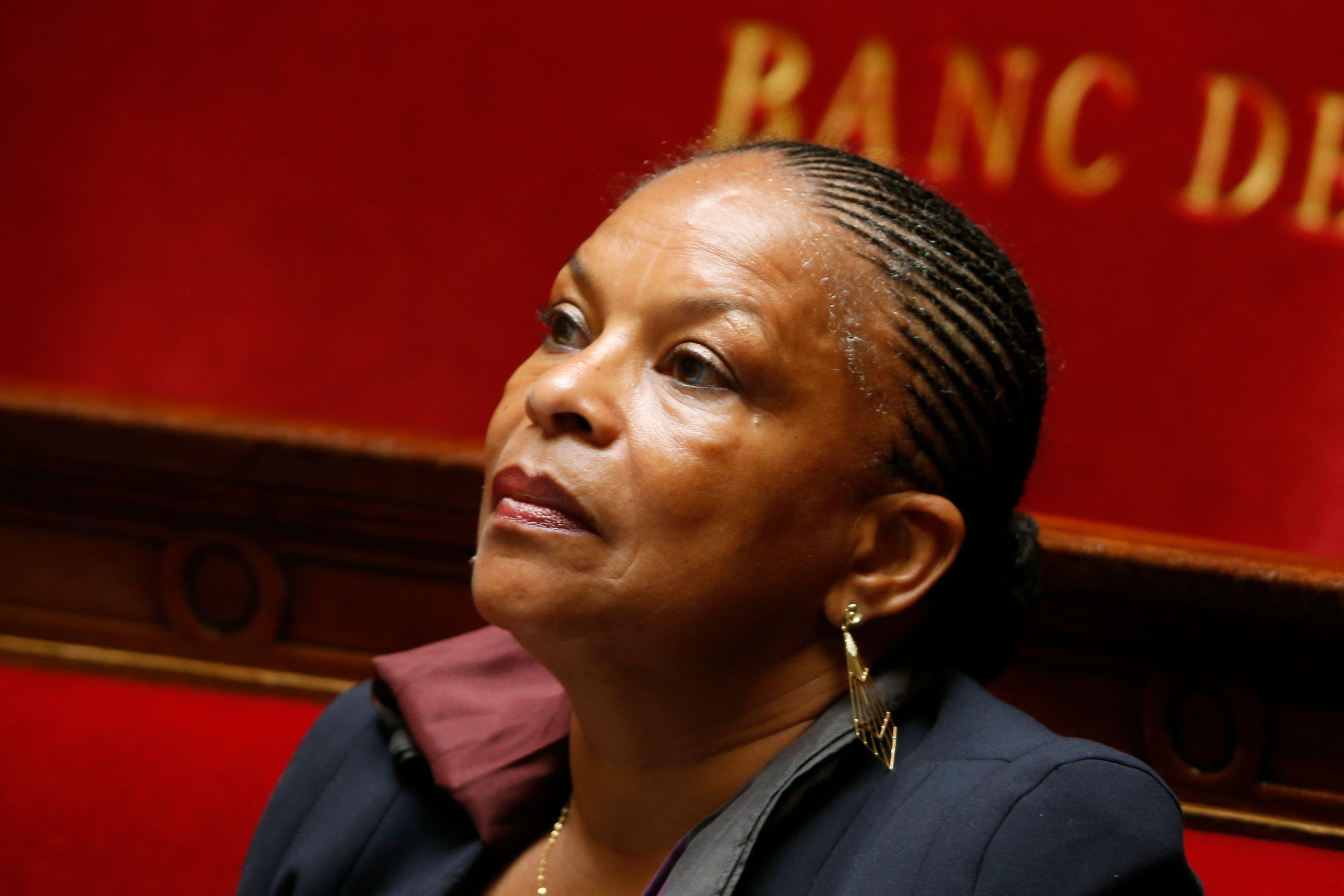 Christiane Taubira à l'heure du bilan: une haute opinion de soi maisune justice en déshérence