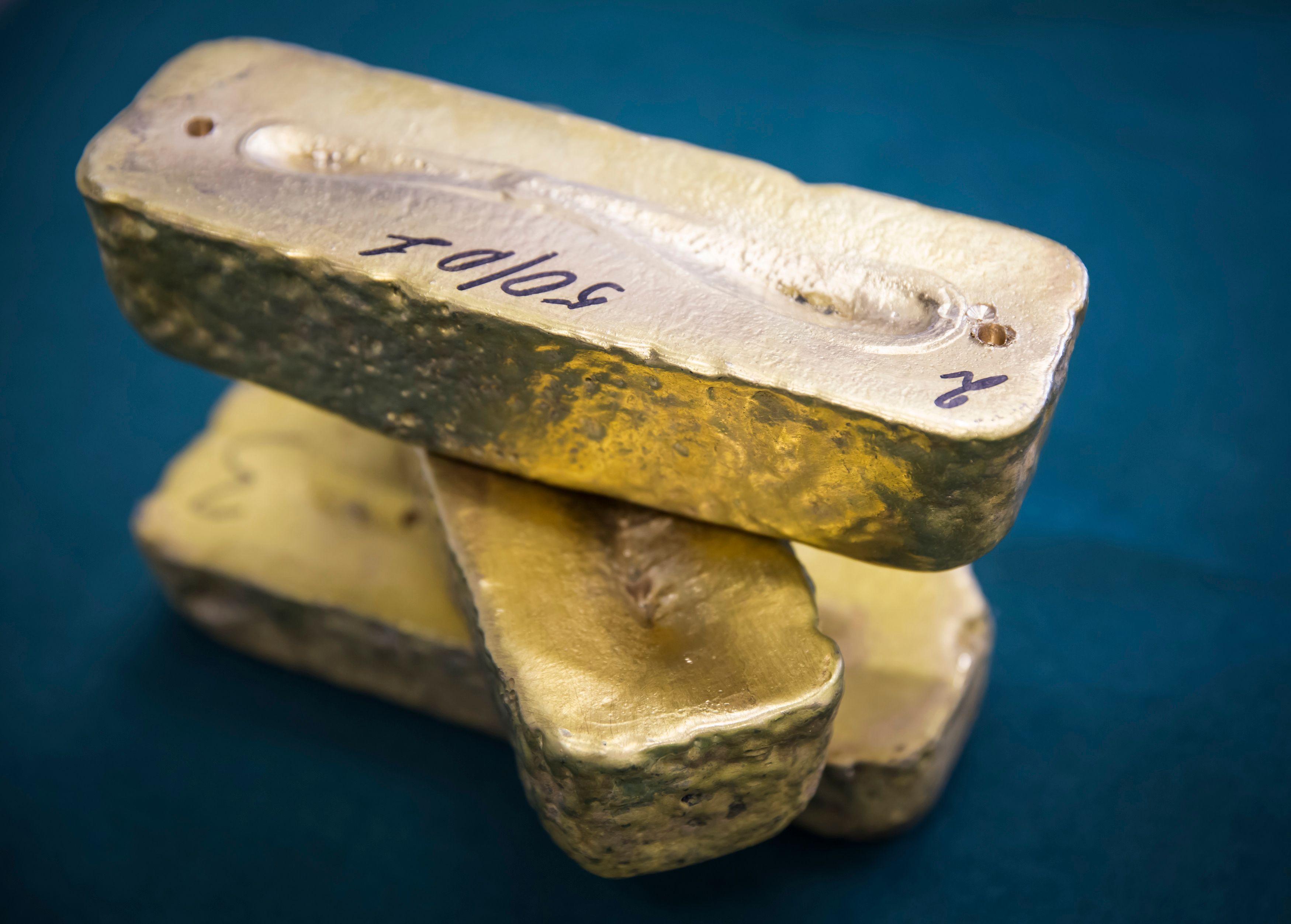 Le marché de l'or est agité ces derniers mois de mouvements des plus étranges