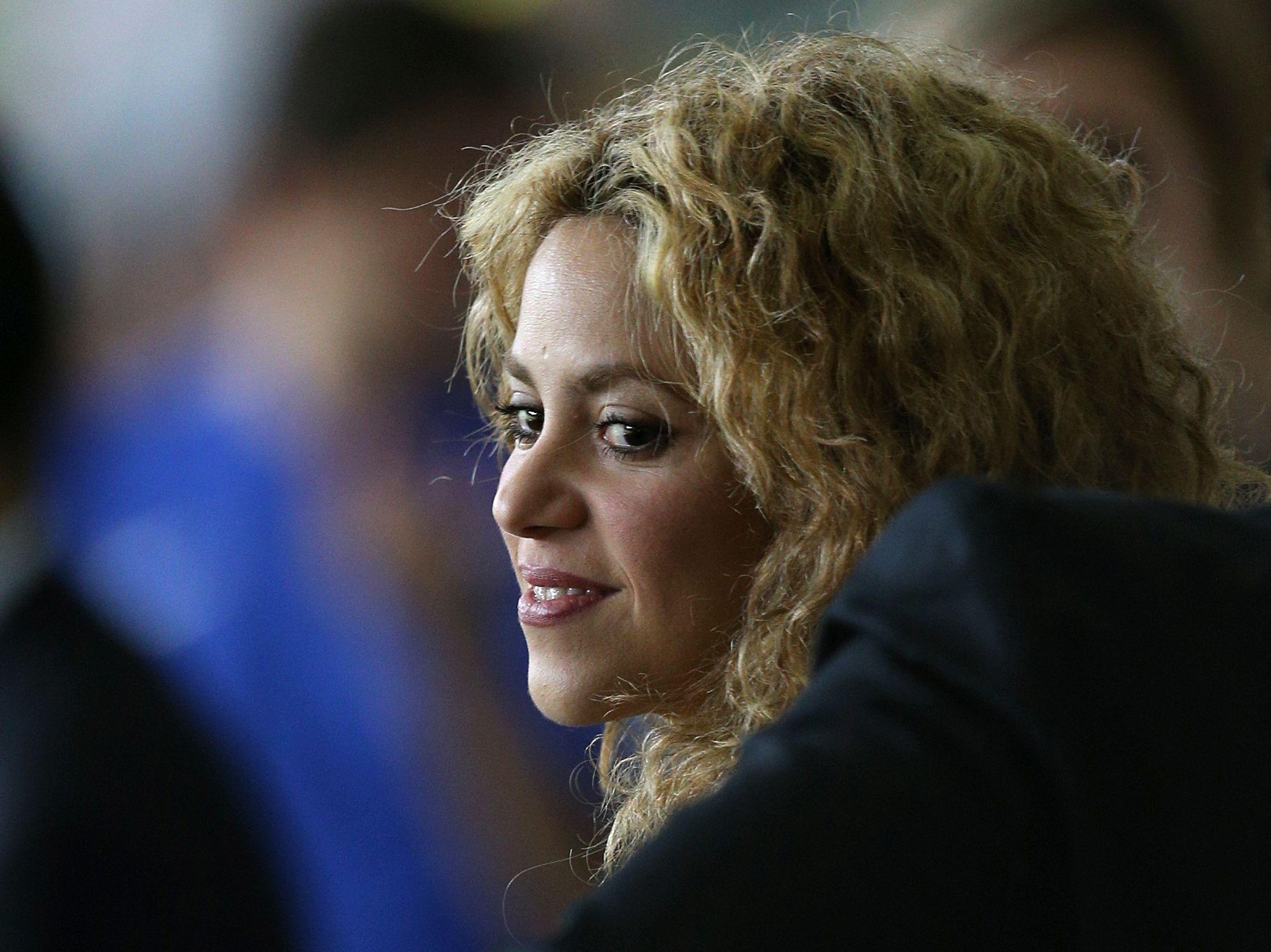 Shakira devrait chanter lors de la cérémonie de clôture du Mondial