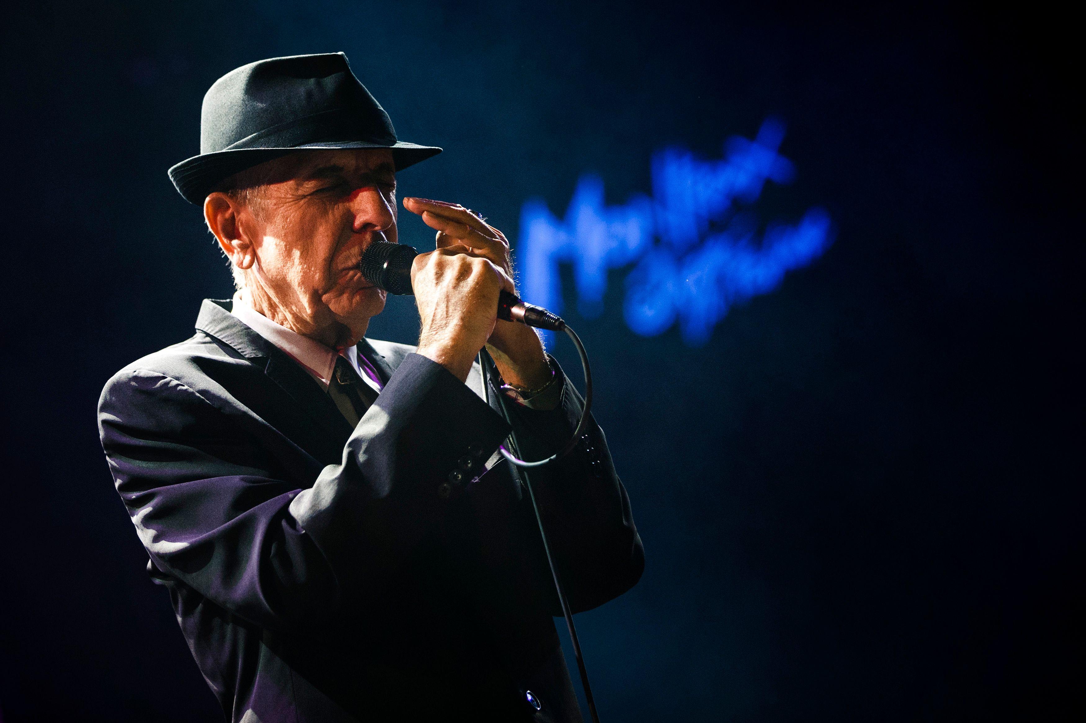 """Leonard Cohen se dit """"prêt à mourir"""""""