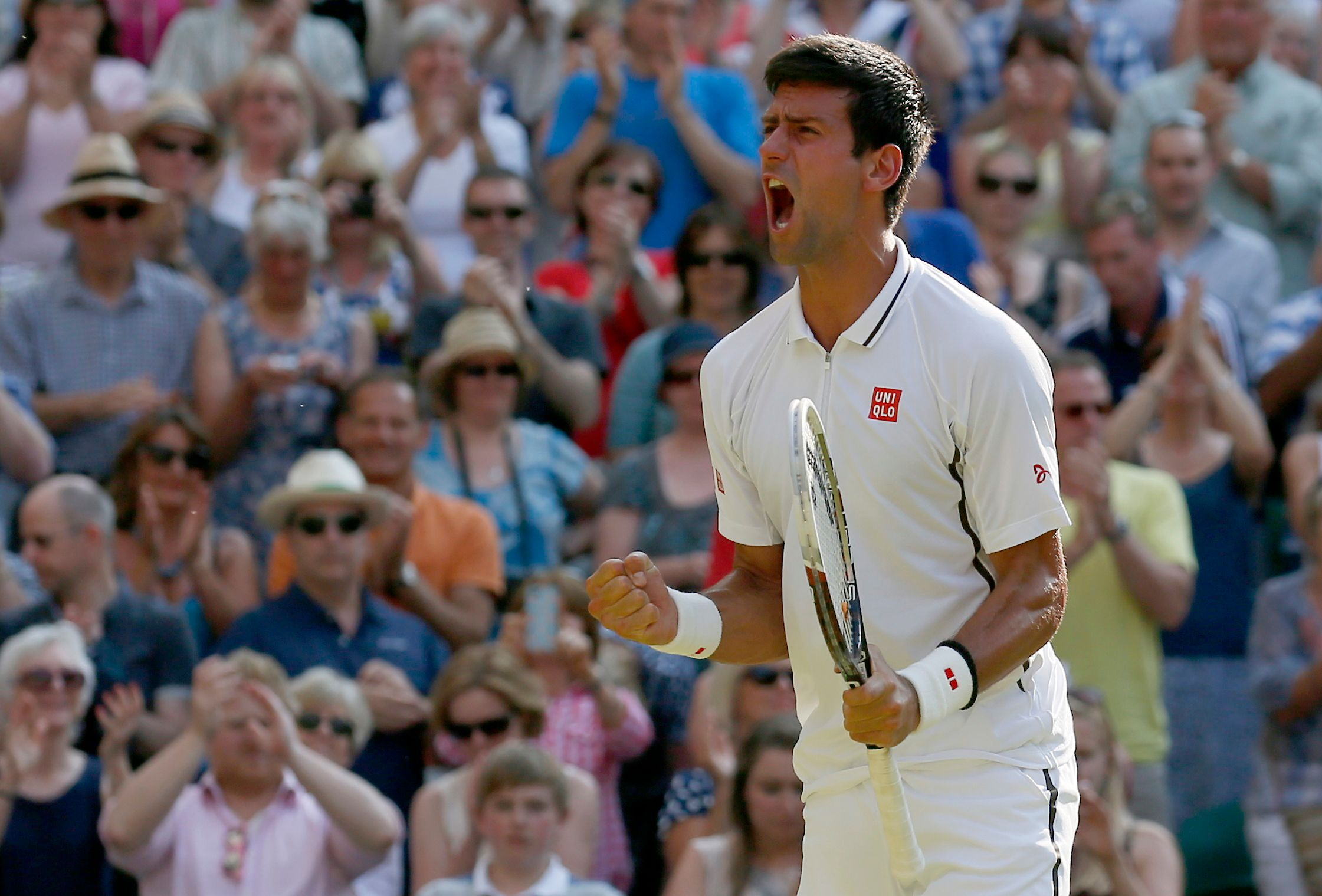 Novak Djokovic, numéro un mondial, fait évidemment partie des favoris de cette édition de l'US Open.