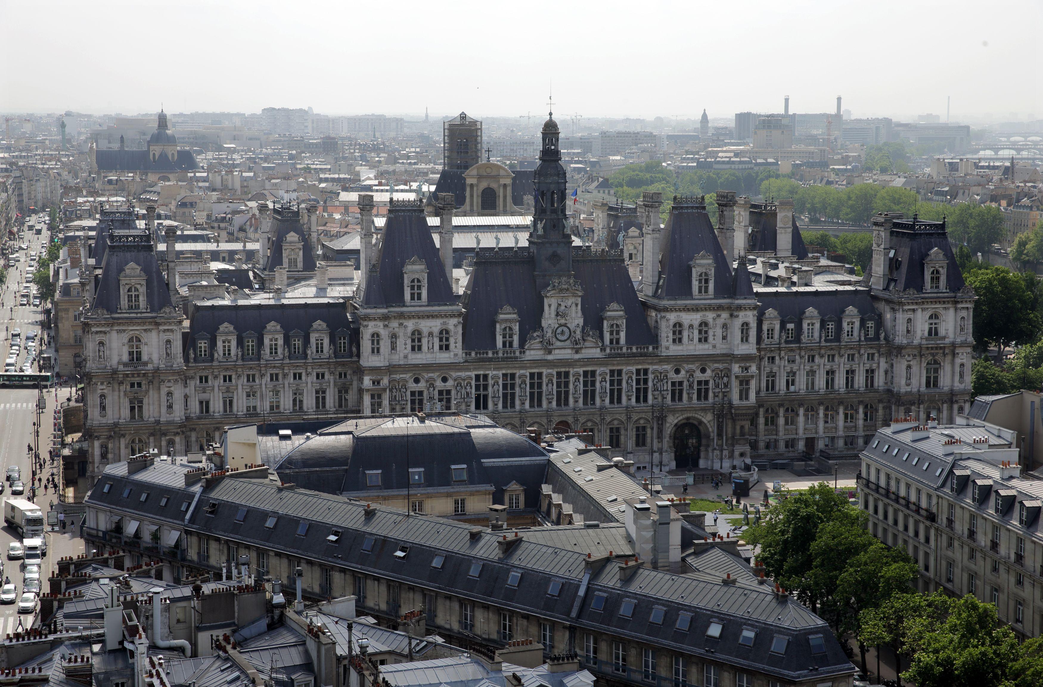 """La Mairie de Paris prévoit aussi la création de nouvelles """"zones de rencontre"""" sur les axes moins importants."""