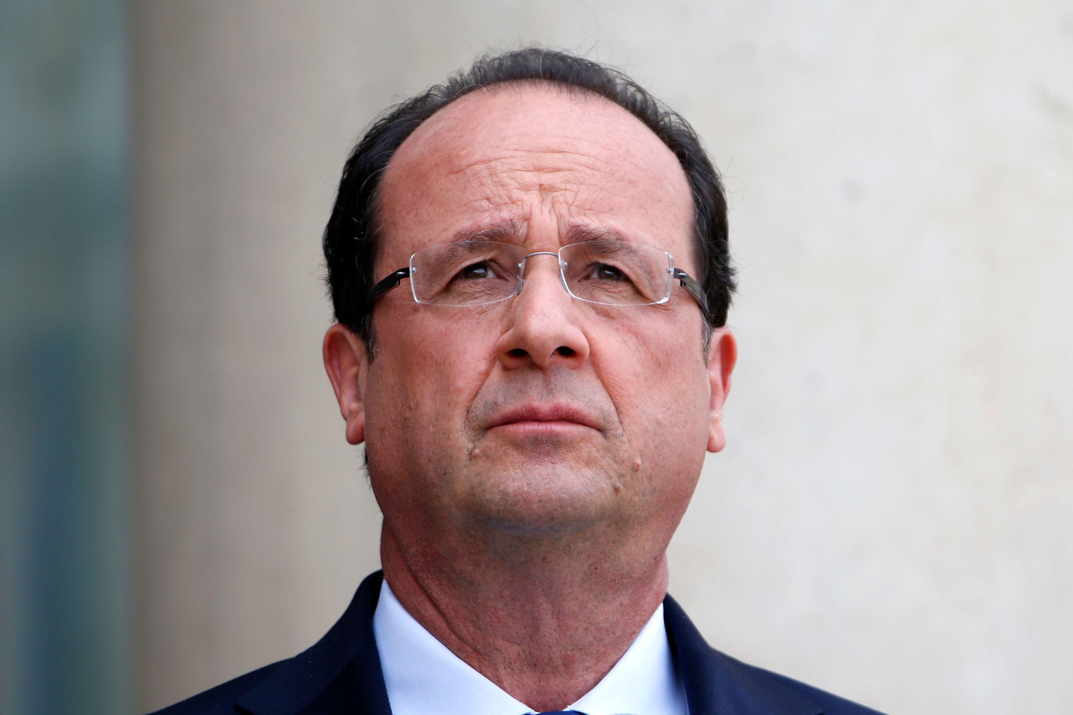 2017 : François Hollande éliminé dès le premier tour
