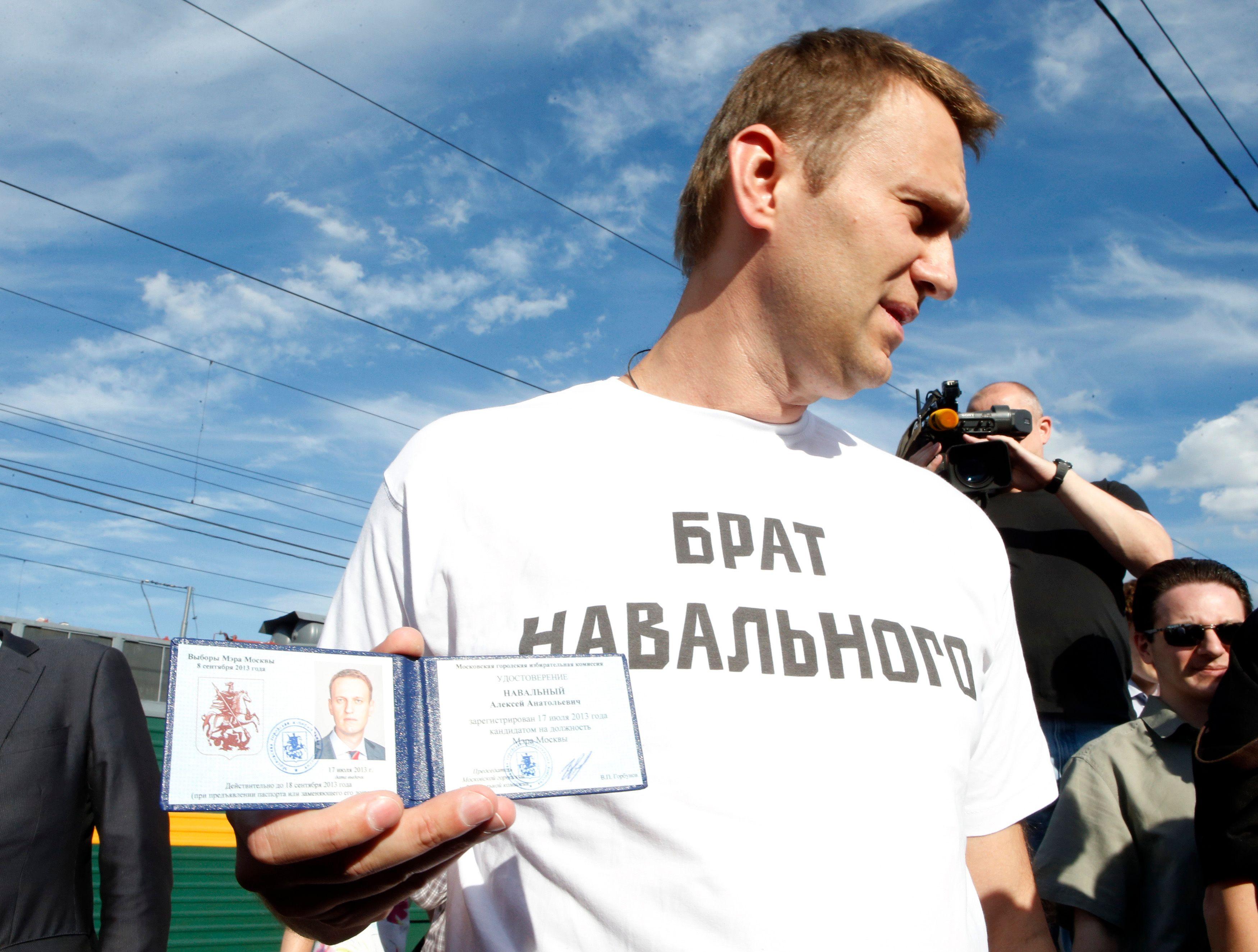 Russie : la candidature de l'opposant Alexeï Navalny à la présidentielle rejetée