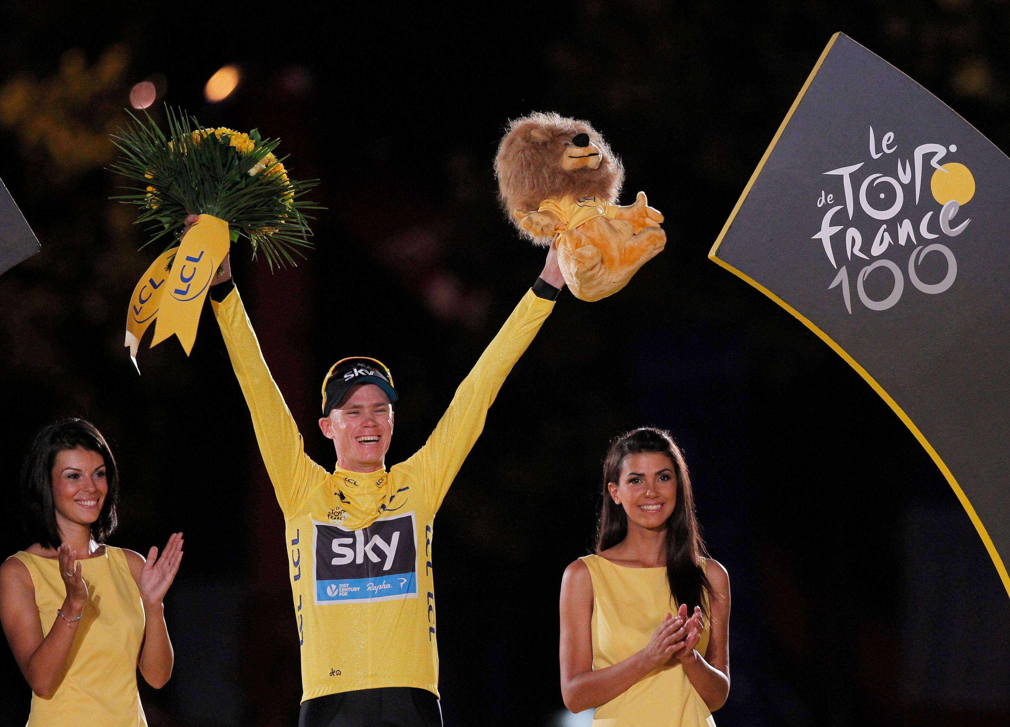 Pour La Course by Le Tour de France les rôles seront inversés