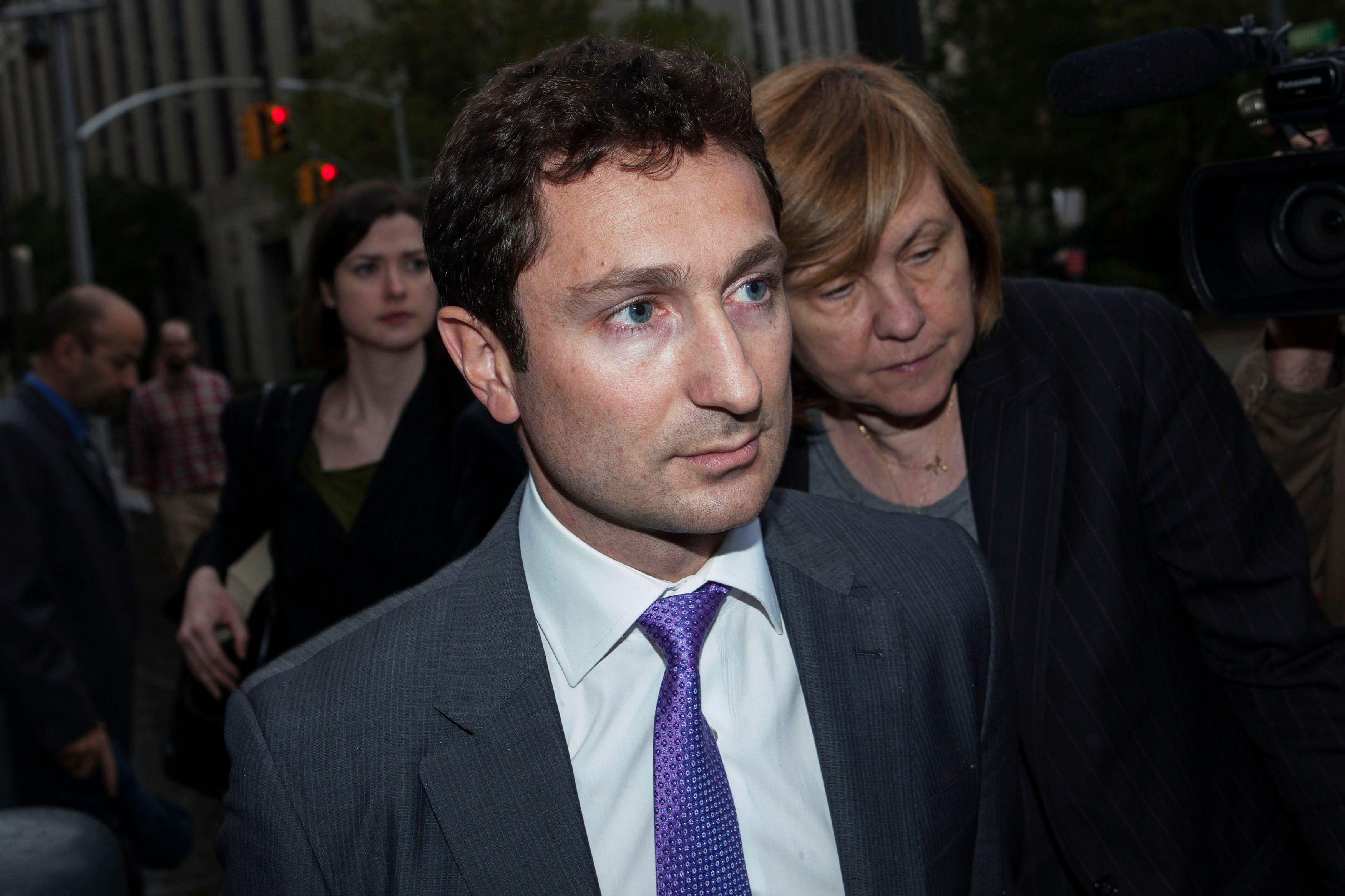 Directeur exécutif au sein de Goldman Sachs et responsable des produits dérivés pour l'Europe, le Moyen-Orient et l'Afrique, Greg Smith a démissionné avec fracas de la célèbre banque d'affaires.