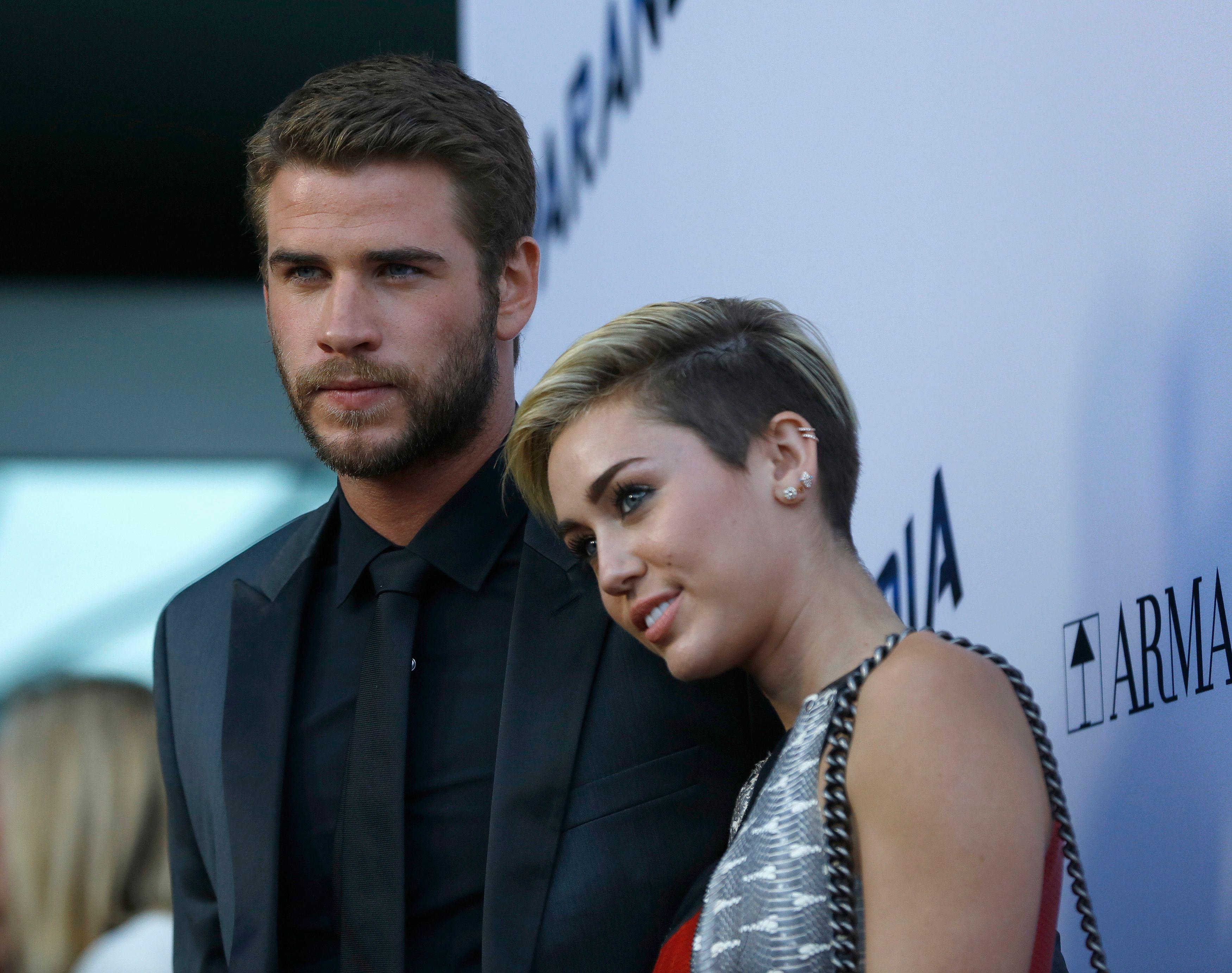 Miley Cyrus et Liam Hemsworth ne sont plus ensemble