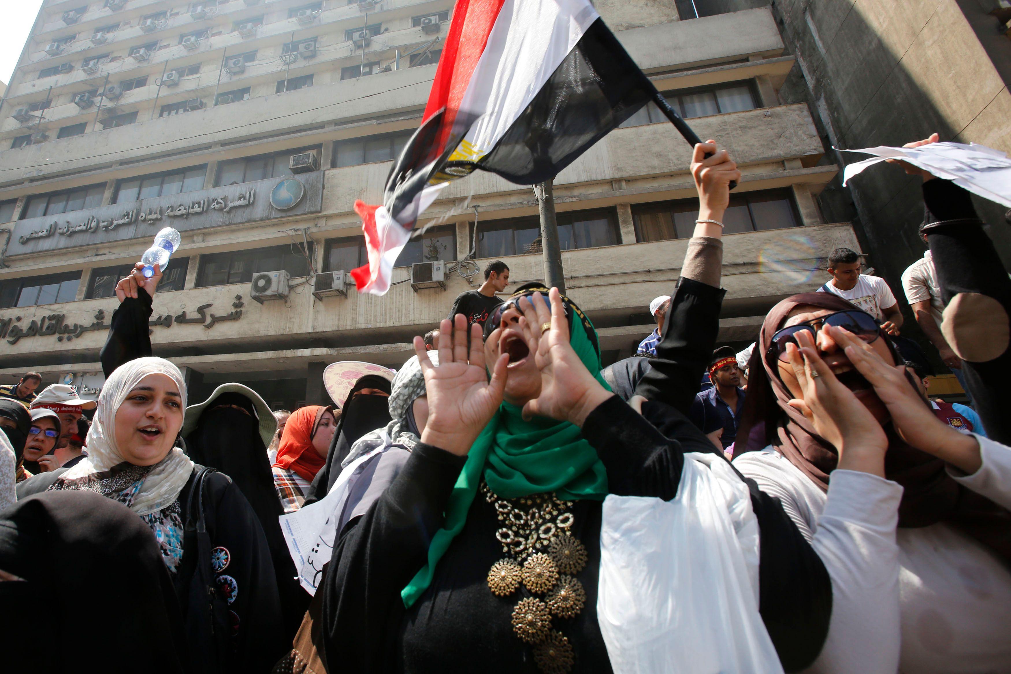 L'Egypte au bord du chaos : quelles conséquences pour l'ensemble du Moyen-Orient ?