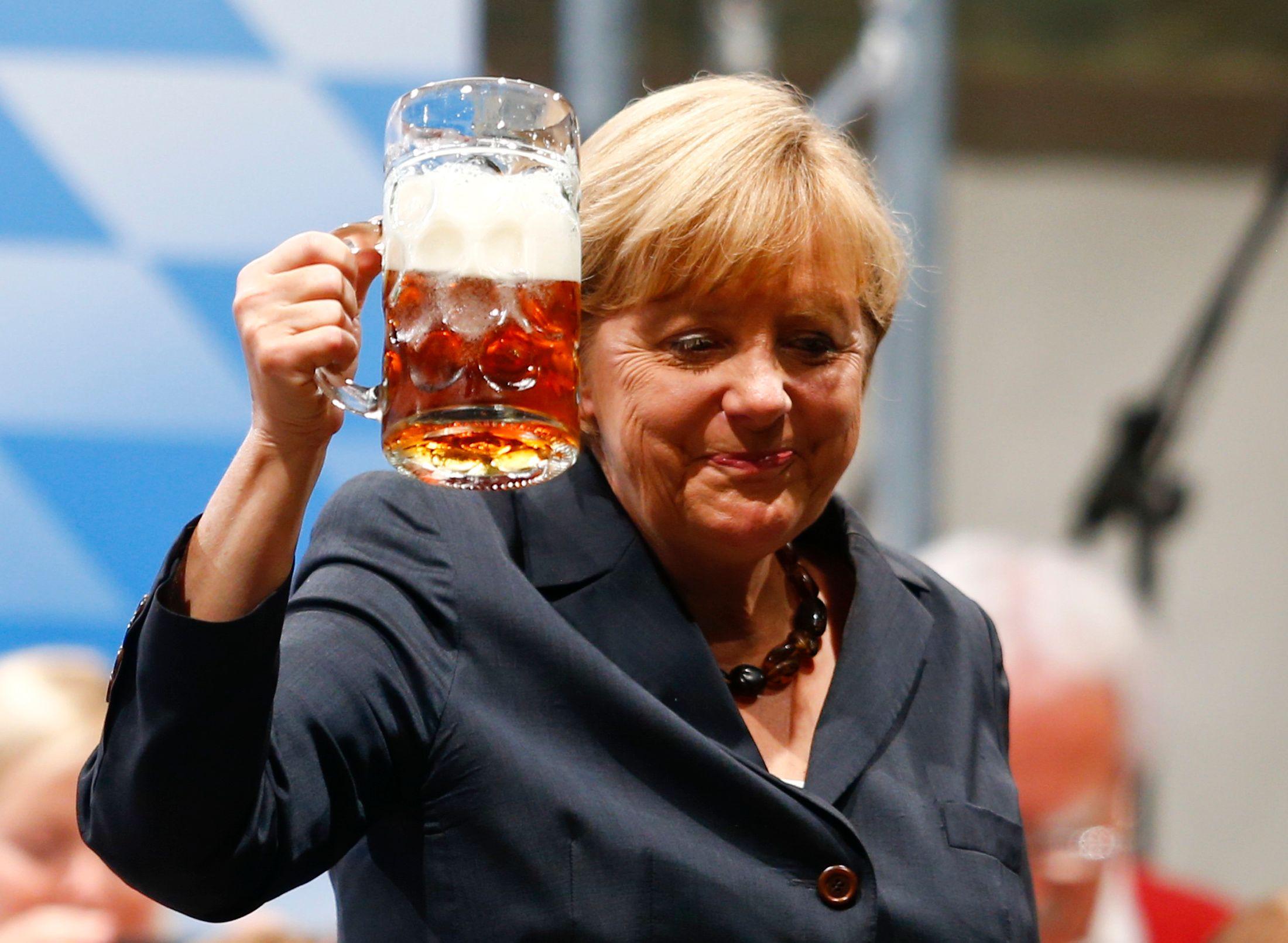 En mai dernier, un sondage réalisé dans 25 pays révélait que l'Allemagne était le pays le plus apprécié au monde.