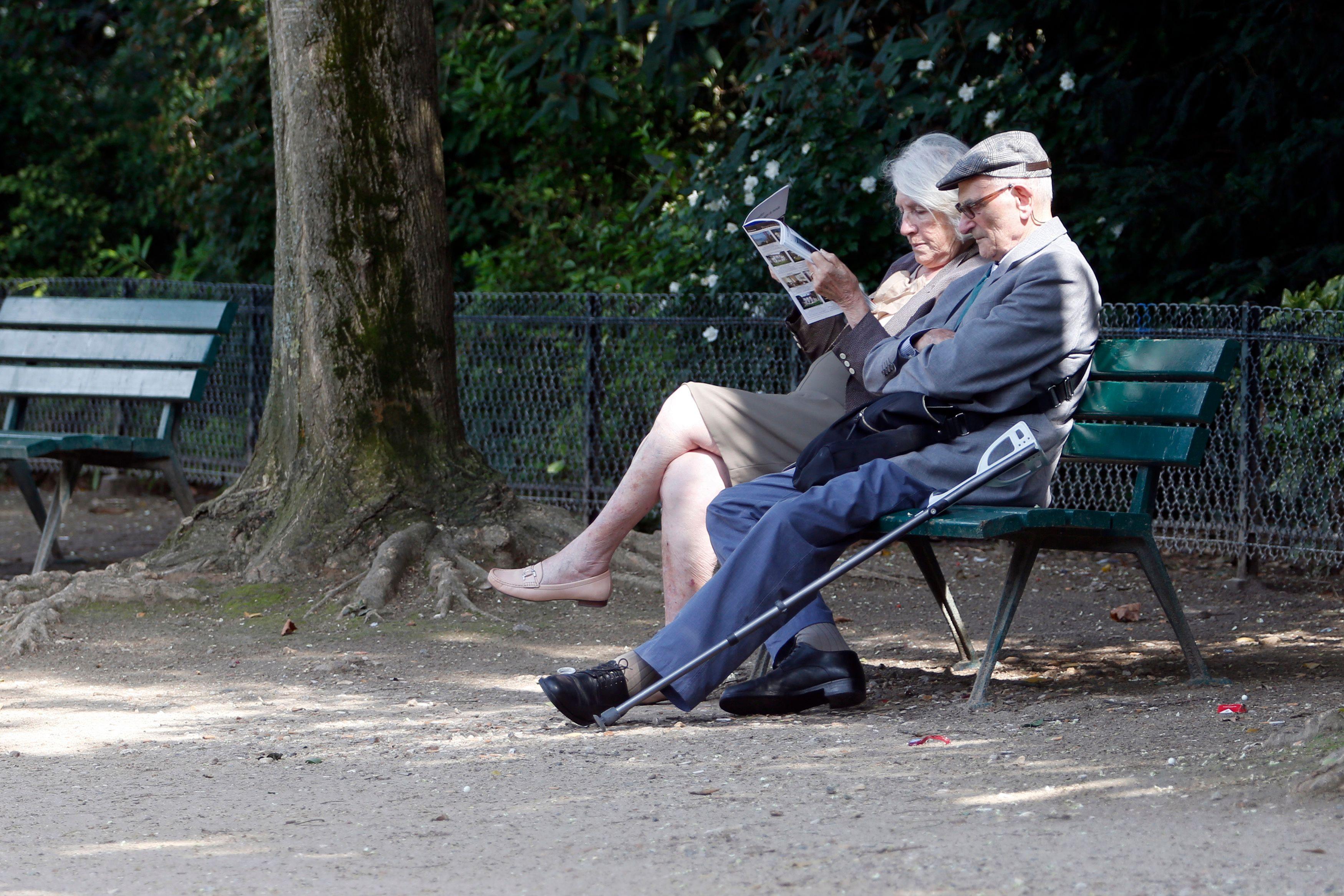 En France, le pouvoir d'achat des retraités est supérieur à la moyenne nationale.