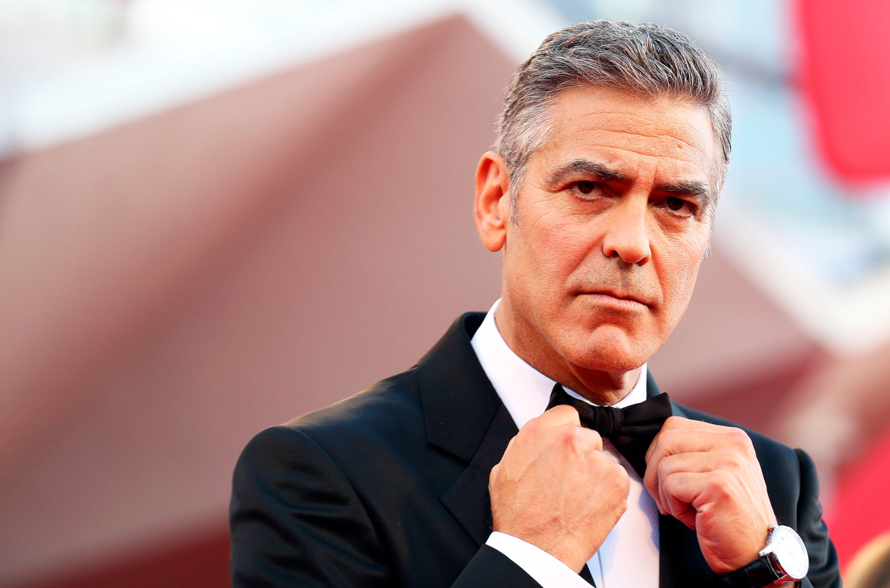 Georges Clooney recevra un César d'honneur