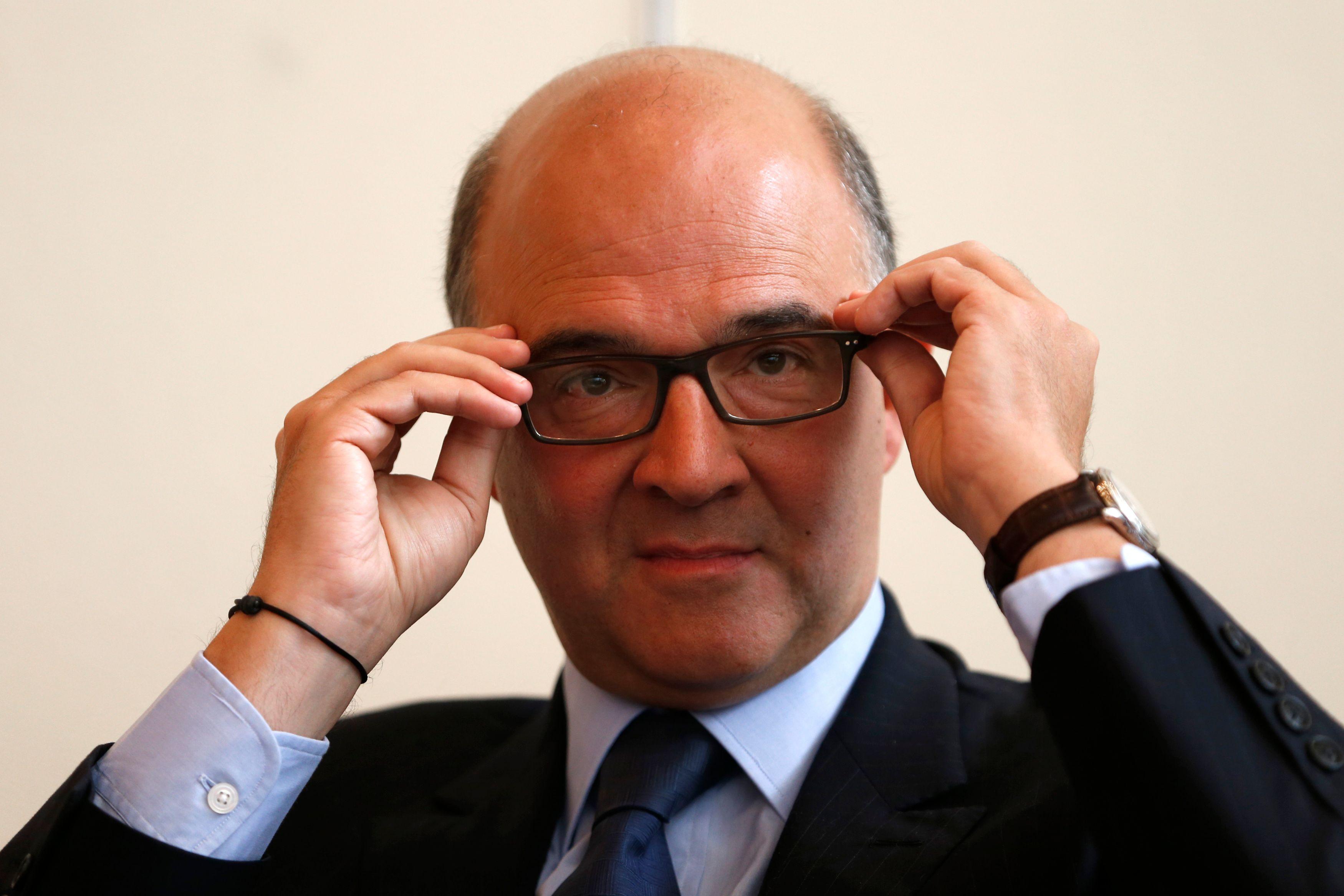 Pierre Moscovici a démissionné de son poste de député