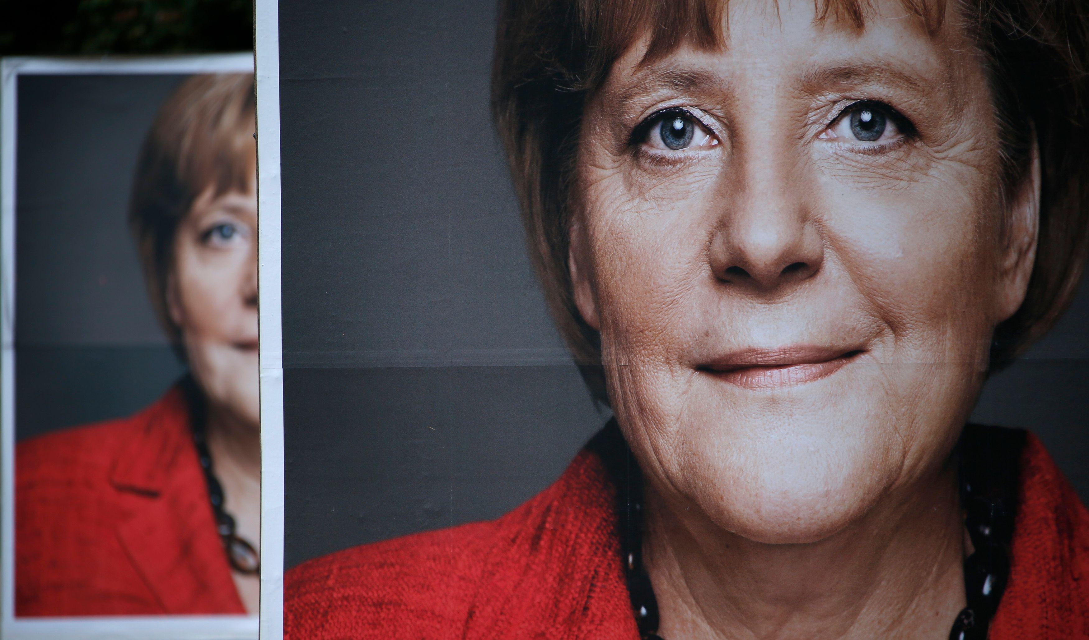 Angela Merkel brigue un troisième mandat aux élections législatives du 22 septembre.