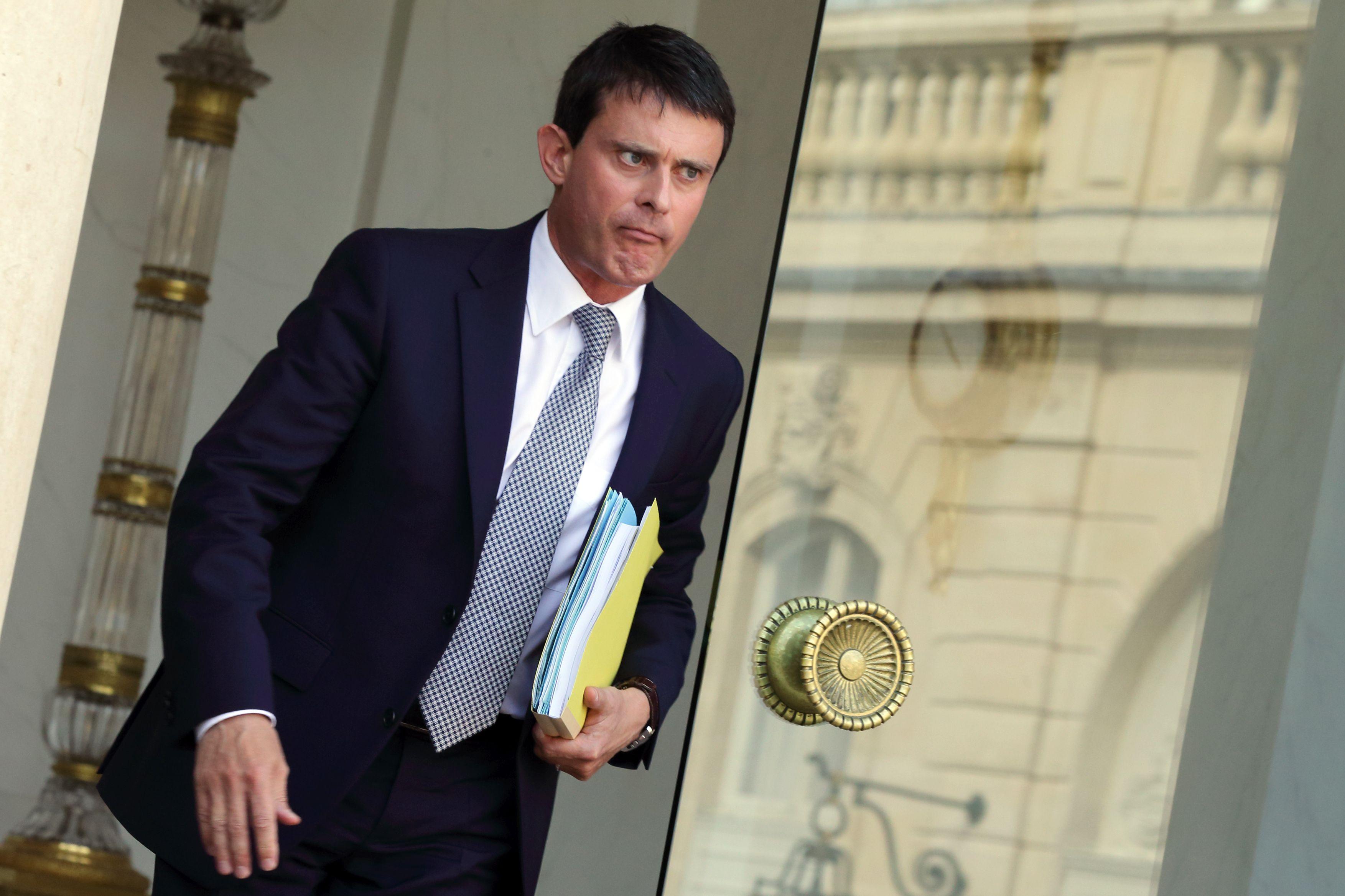 Petit best of des coups de menton Canada Dry de Manuel Valls ou comment asséner des banalités avecsolennité
