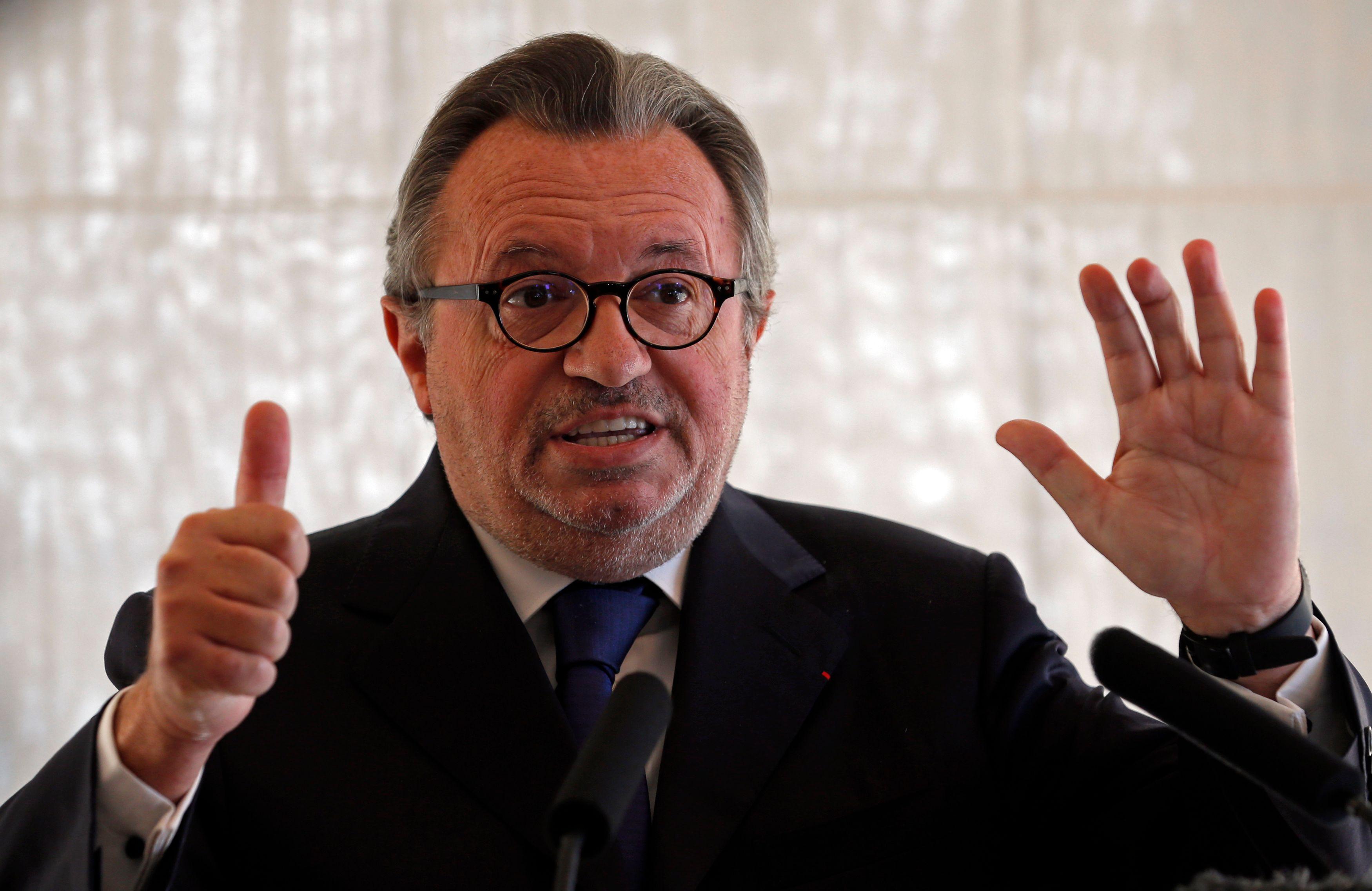 Le sénateur Jean-Noël Guérini signalé pour un compte en Suisse au nom de sa femme