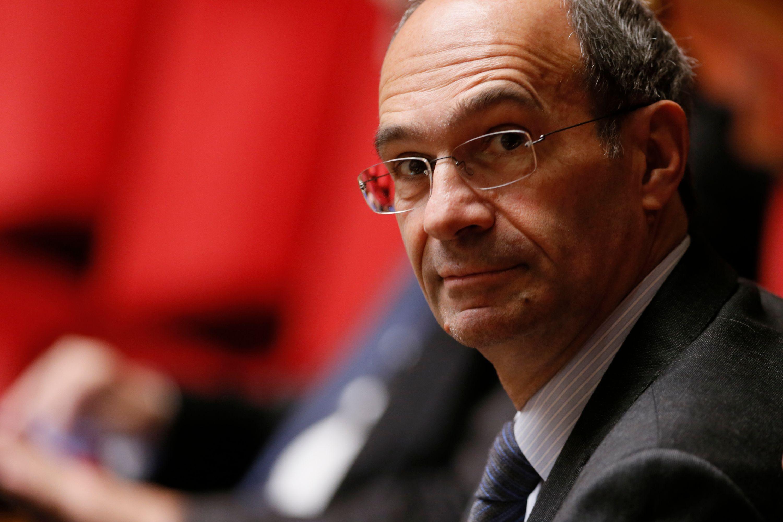 Le député UMP Eric Woerth.