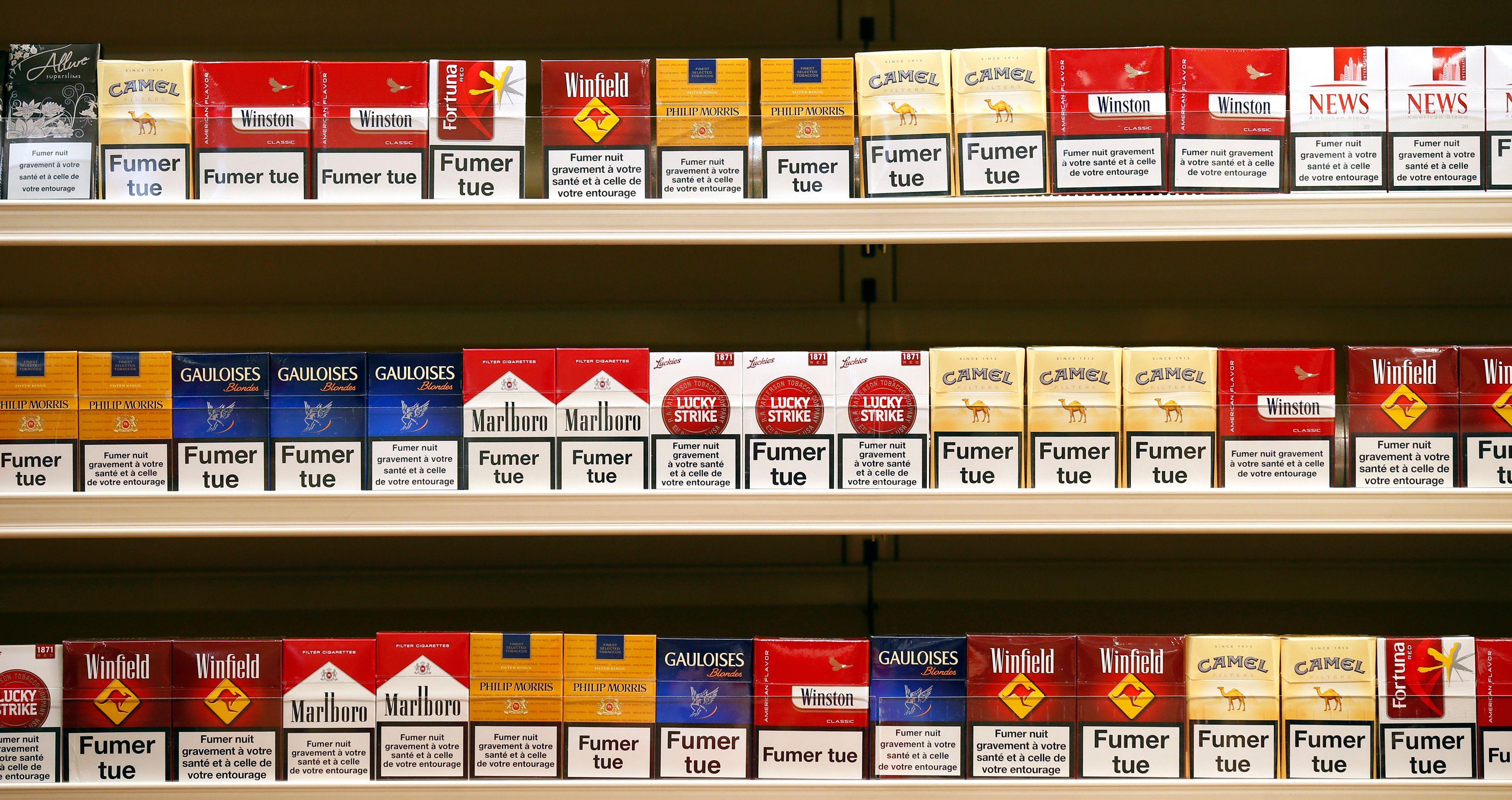 Loi Santé contre le tabagisme : le paquet de cigarettes neutre adopté à l'Assemblée