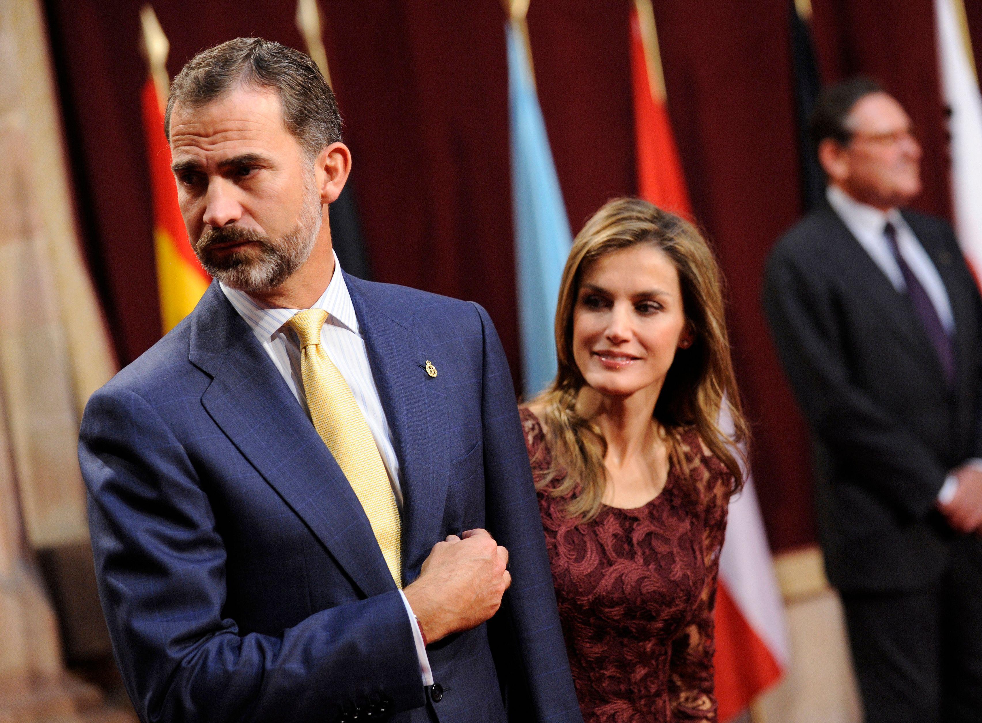 "Succession de Juan Carlos : la ""bombe à retardement"" Letizia"