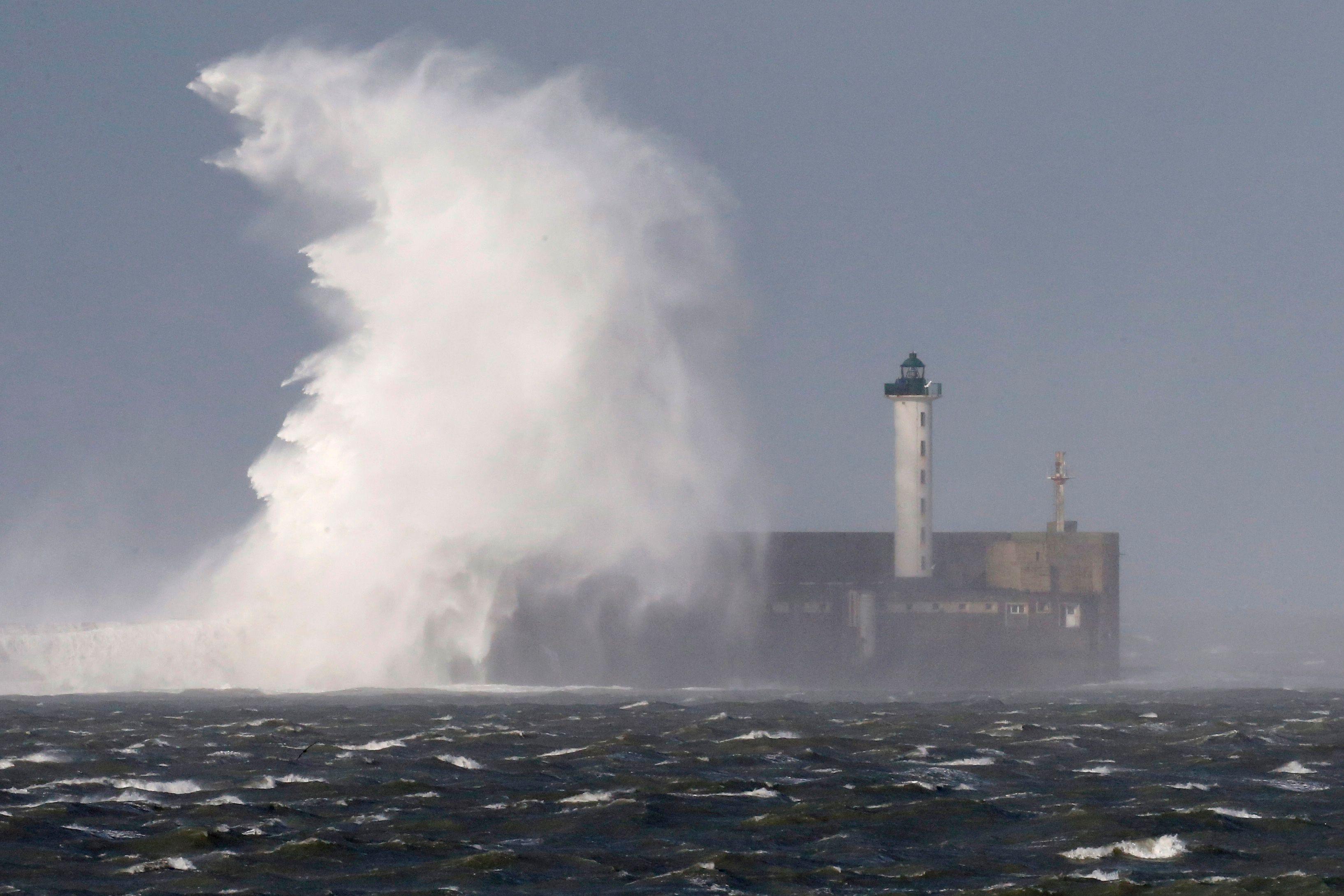 Les tempêtes ont fait reculer lelittoral aquitain de 10 mètres