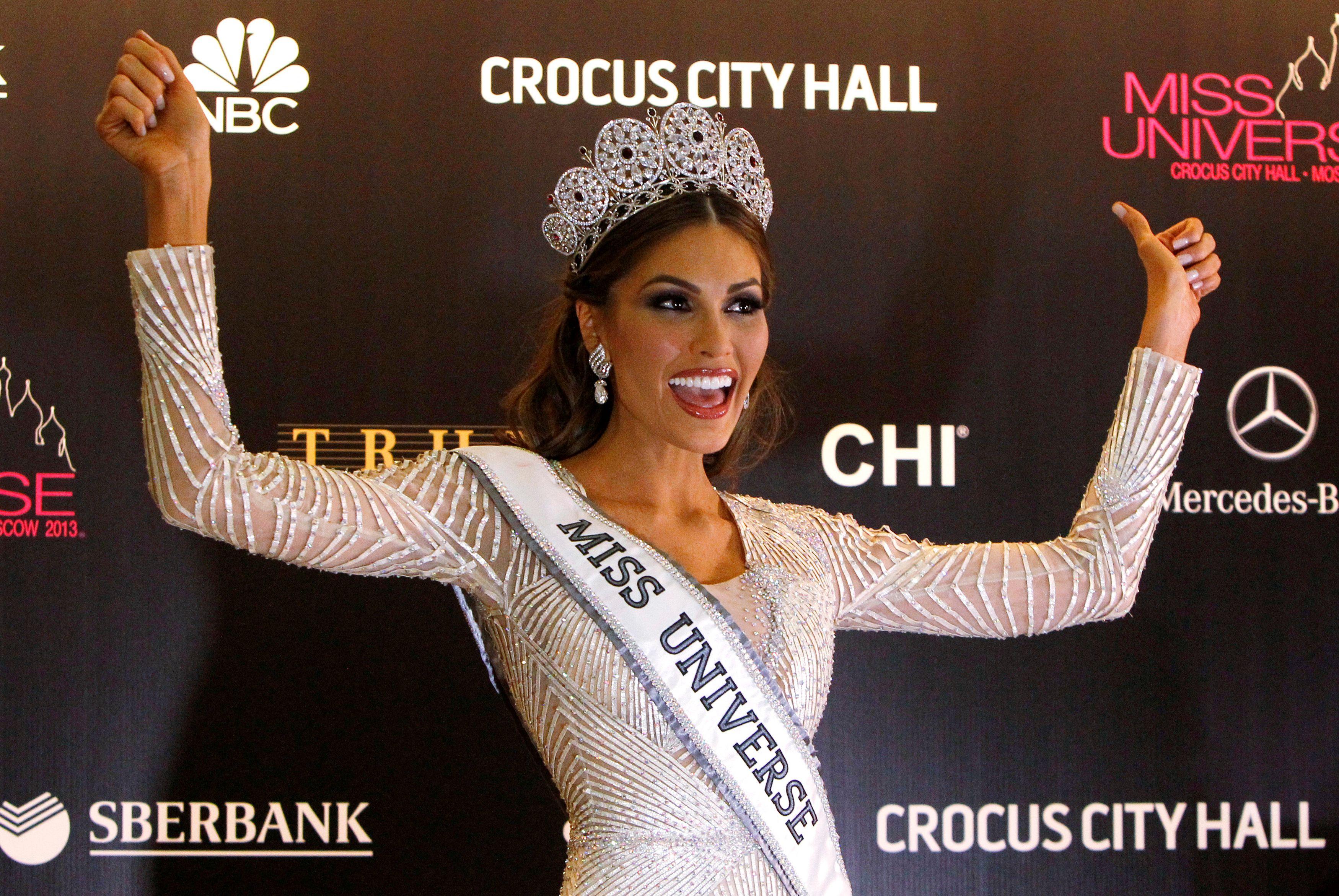Gabriela Isler, Miss univers 2013.