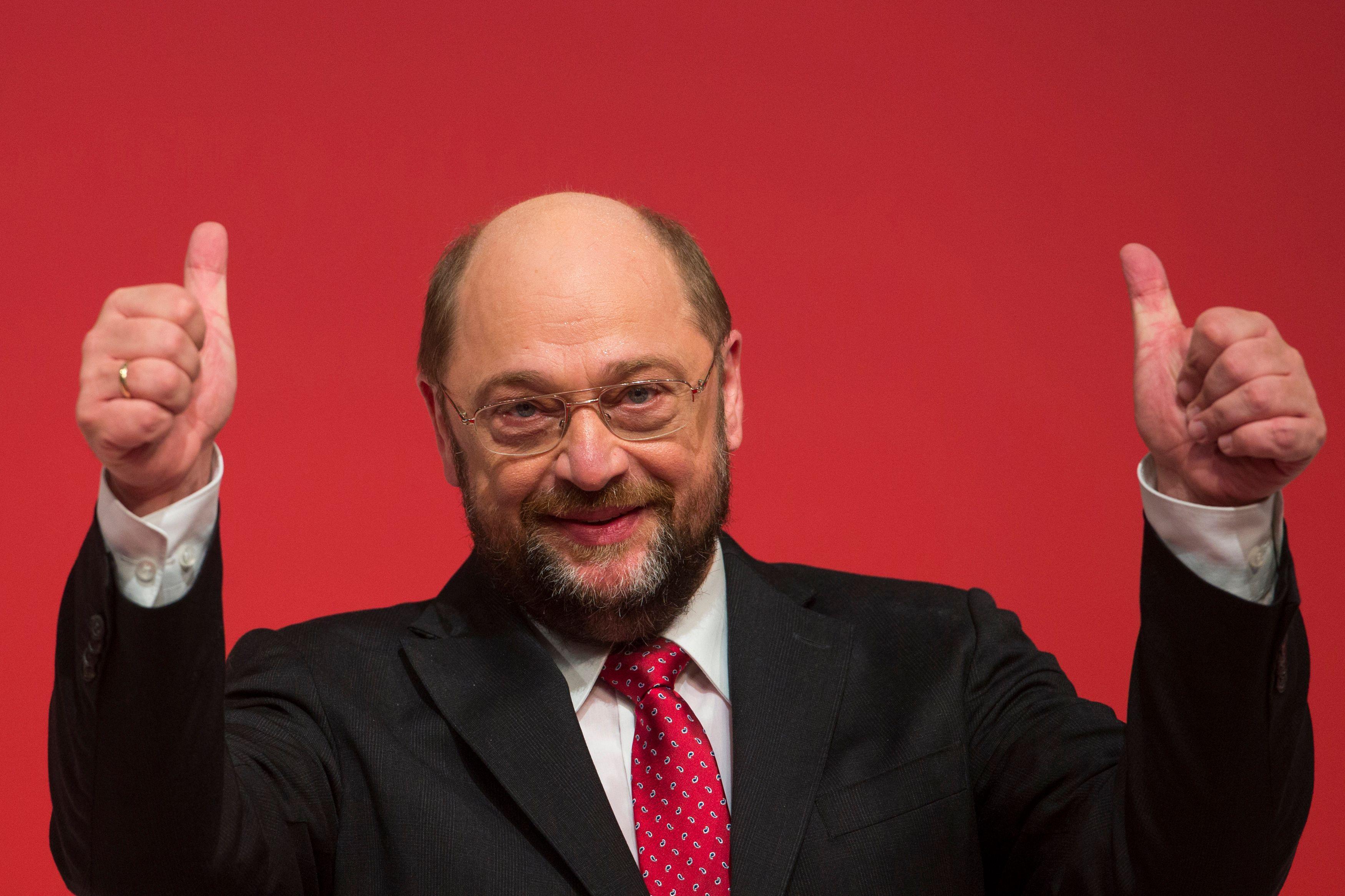 Allemagne : Martin Schulz prend la tête du SPD