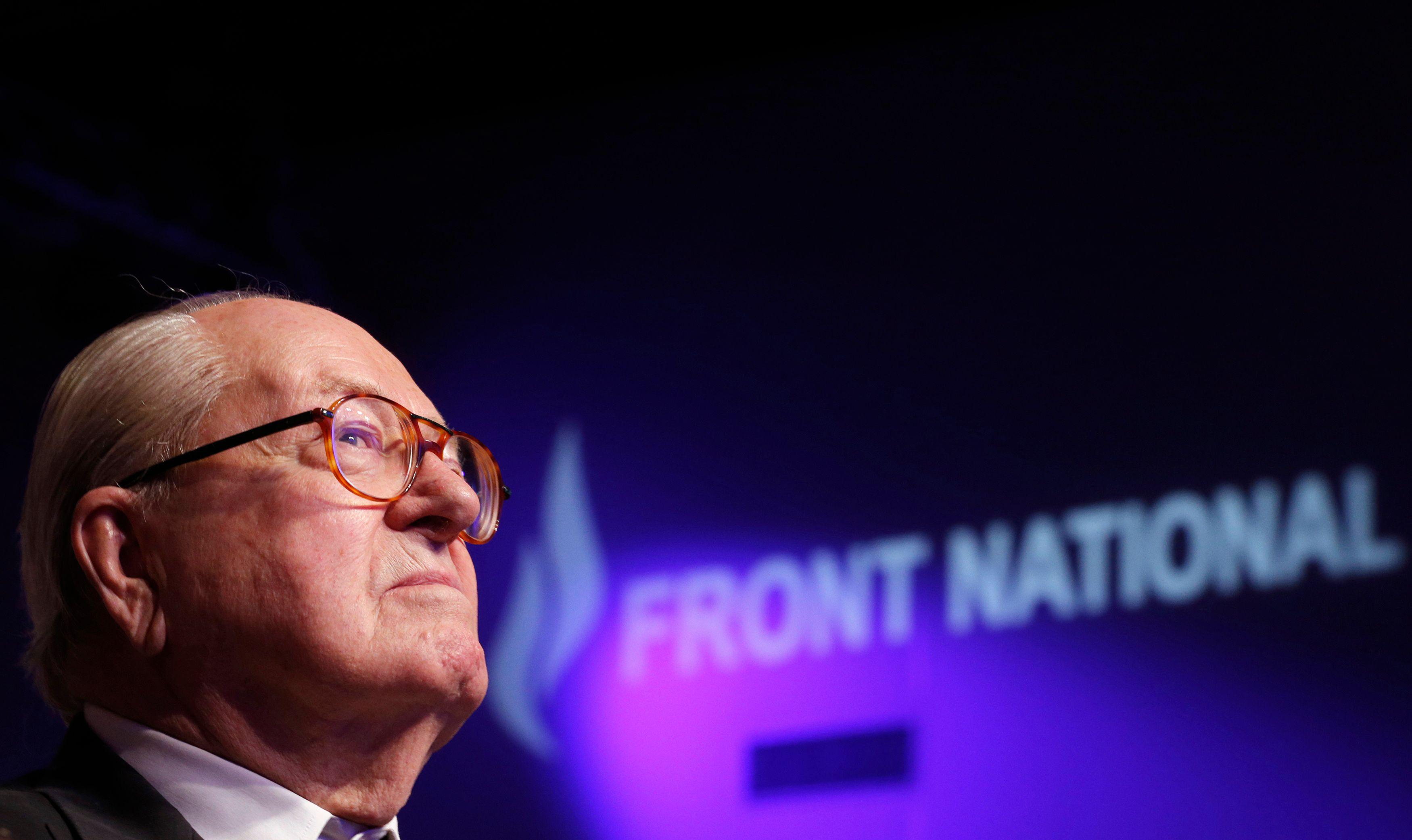Front national : Jean-Marie Le Pen suggère à Florian Philippot de créer son propre parti