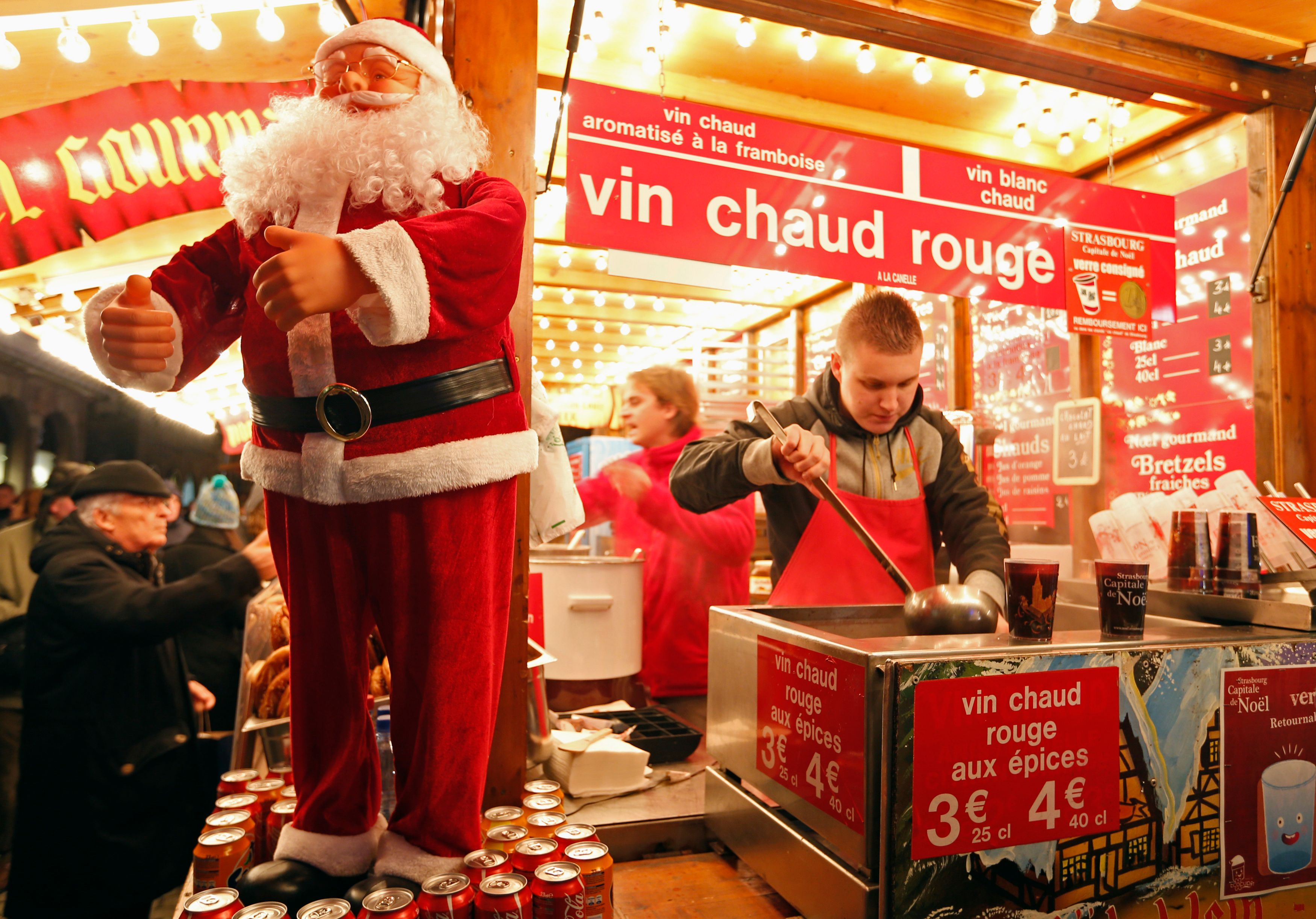 Pourquoi notre obsession grandissante sur les marchés et les illuminations de Noël en dit long sur notre état