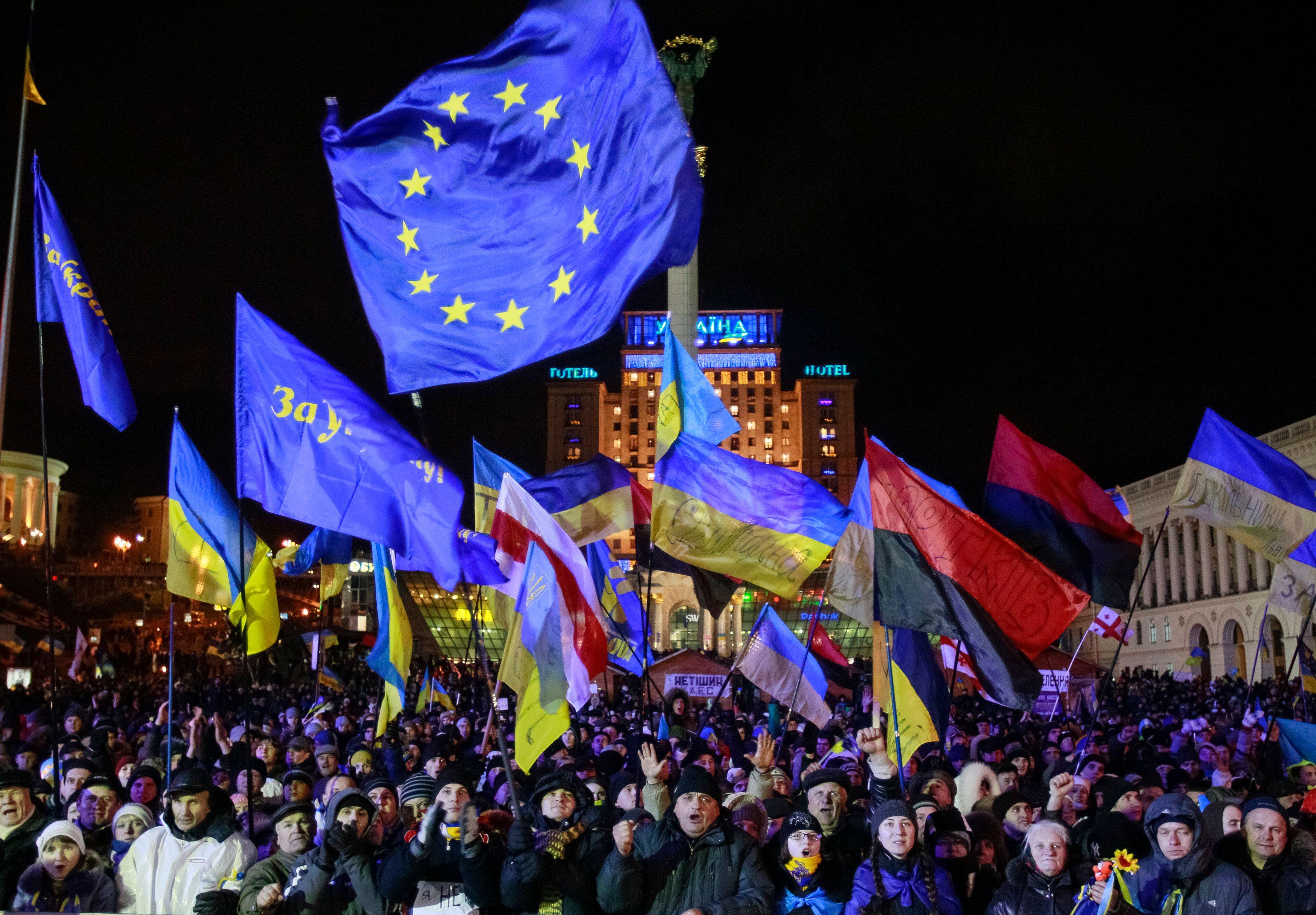 Un nouveau gouvernement a été formé en Ukraine