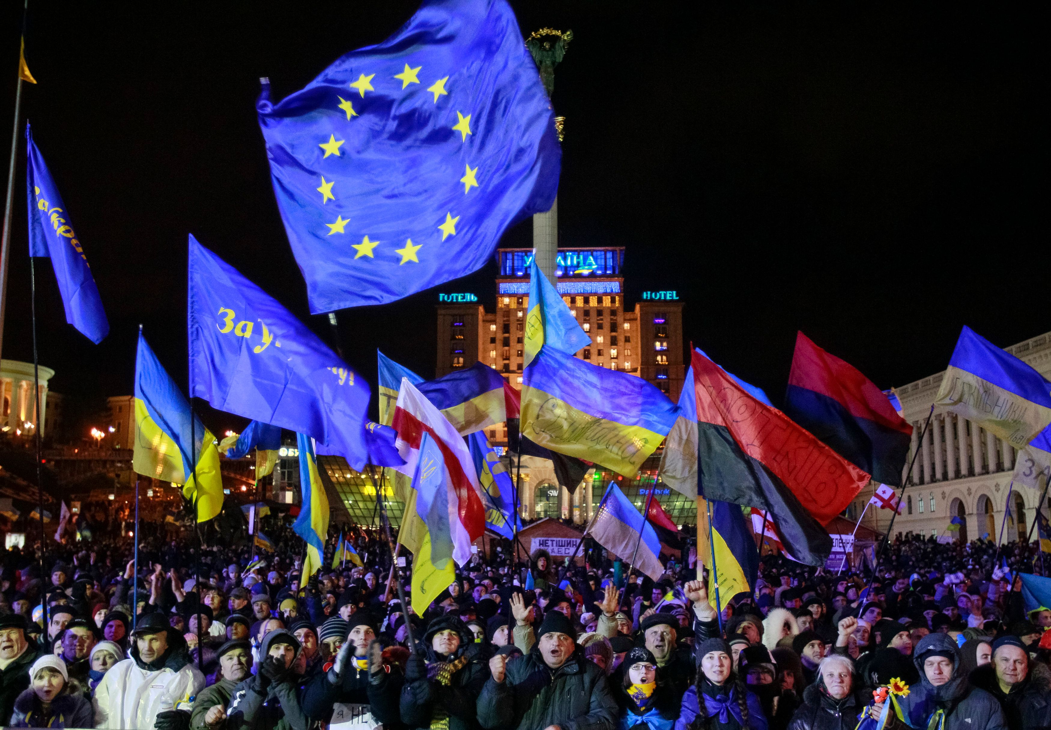 L'après-Ianoukovitch s'annonce tendu en Ukraine